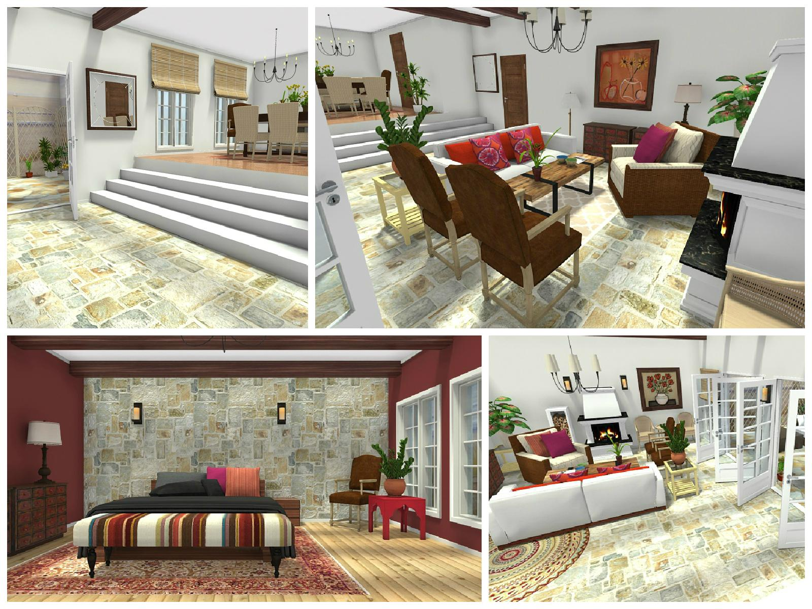 Astounding Wohnzimmer Mediterran Ideen Von Einrichten Und Wohnen In 3d #terrasse #wohnzimmer