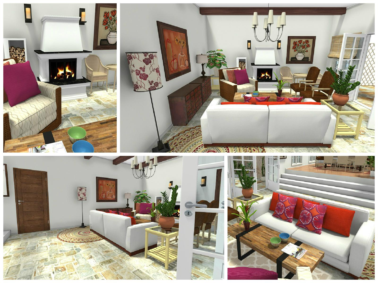 Erstaunlich Wohnzimmer Mediterran Das Beste Von Einrichten Und Wohnen In 3d #terrasse #wohnzimmer