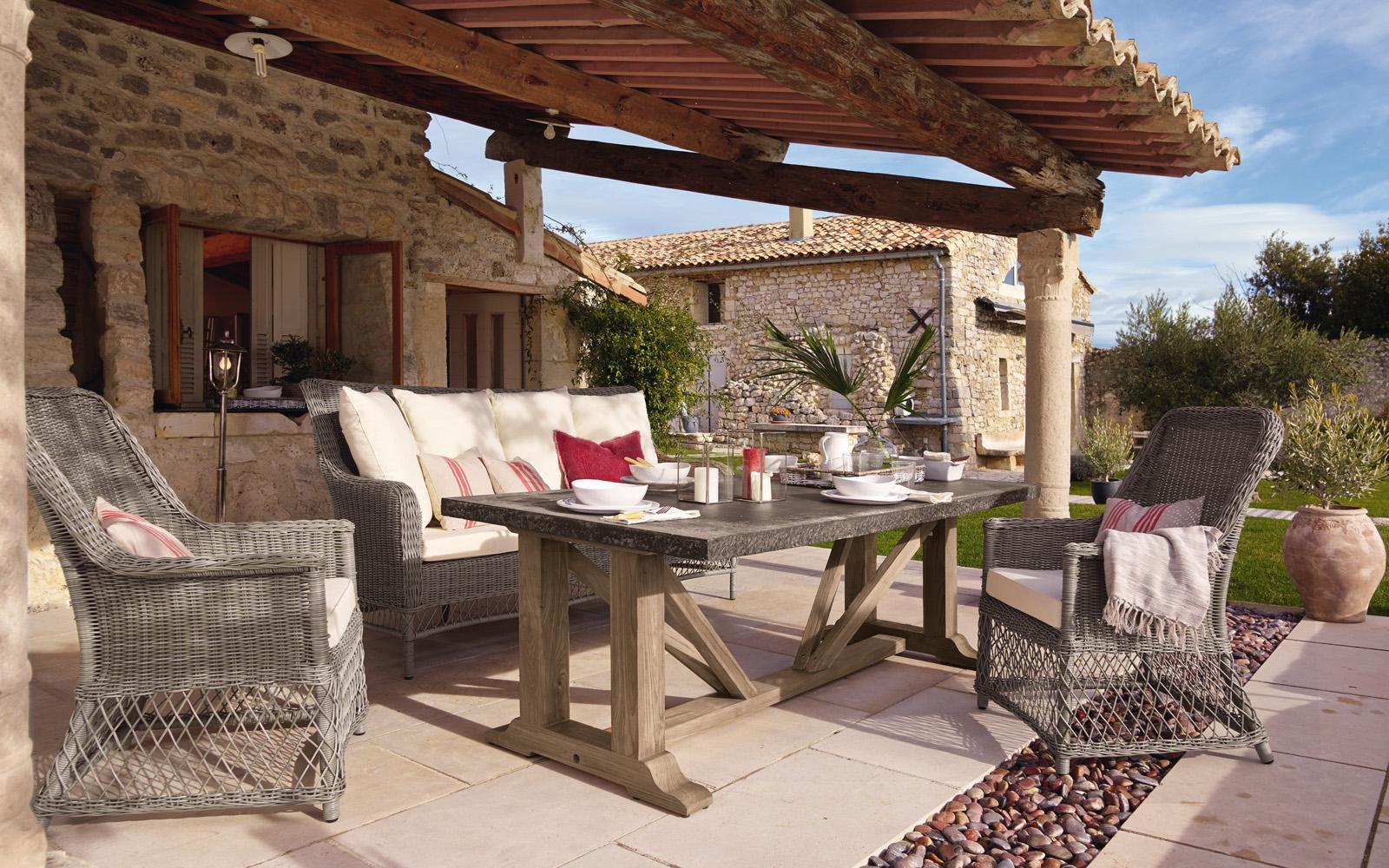 Gartengestaltung bilder ideen couchstyle - Mediterrane gartengestaltung ideen ...
