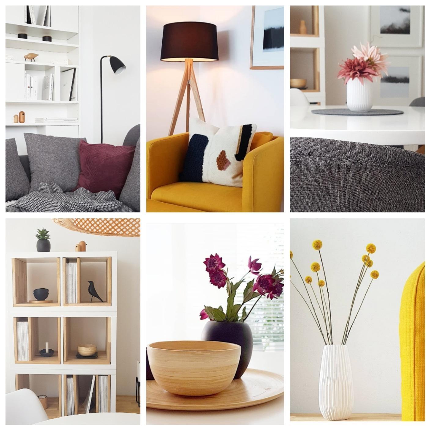 Inspirierend Collage Ideen Dekoration Von Mein T 2018 #collage #wohnen #weißgrauholz #hygge