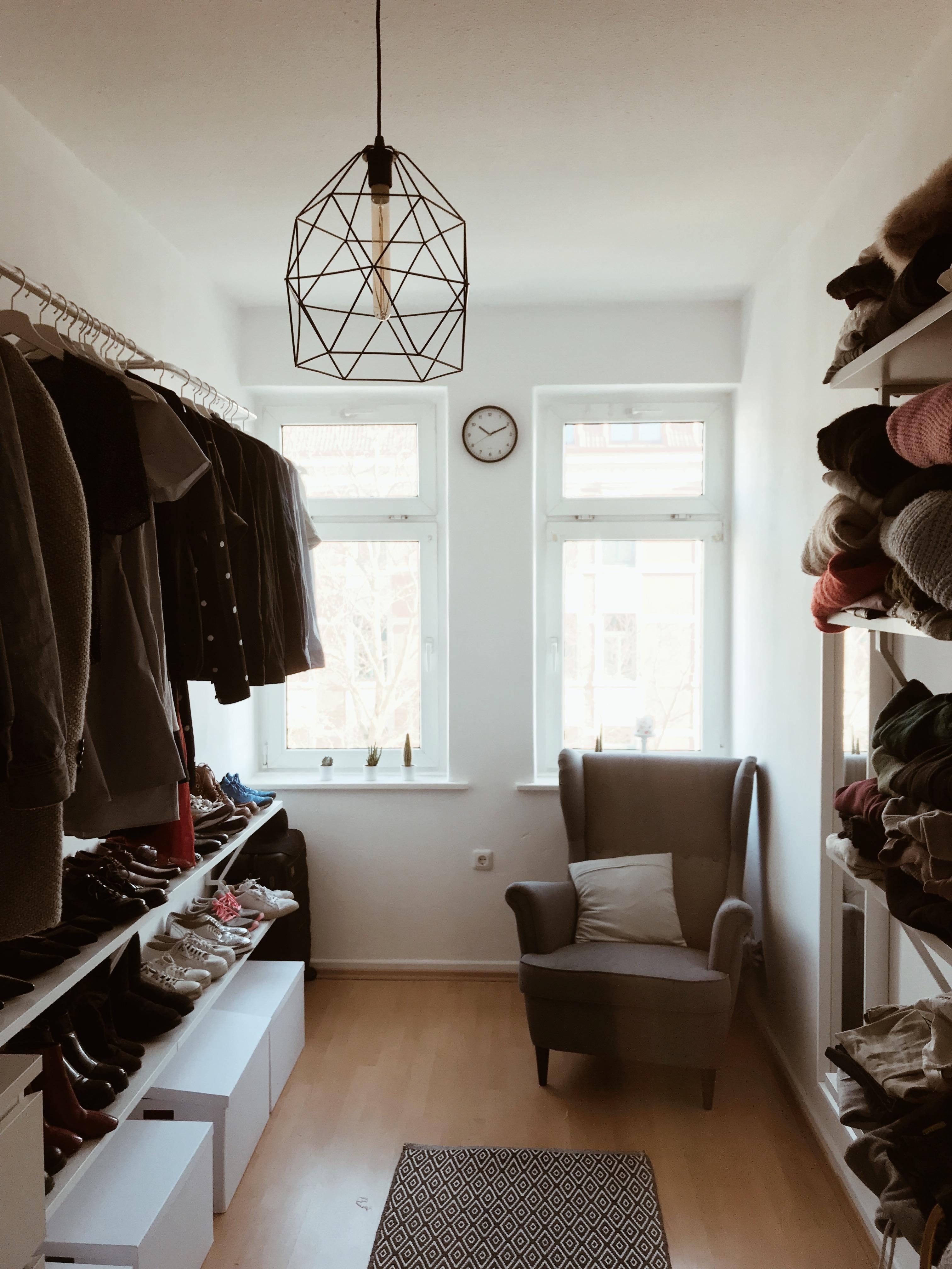 Begehbarer Kleiderschrank Ideen So Gehts
