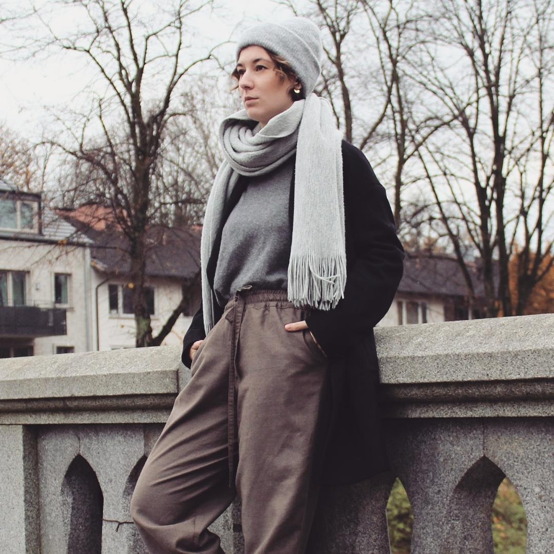 Mein #ootd im Winter! #hamburg #fashioncrush
