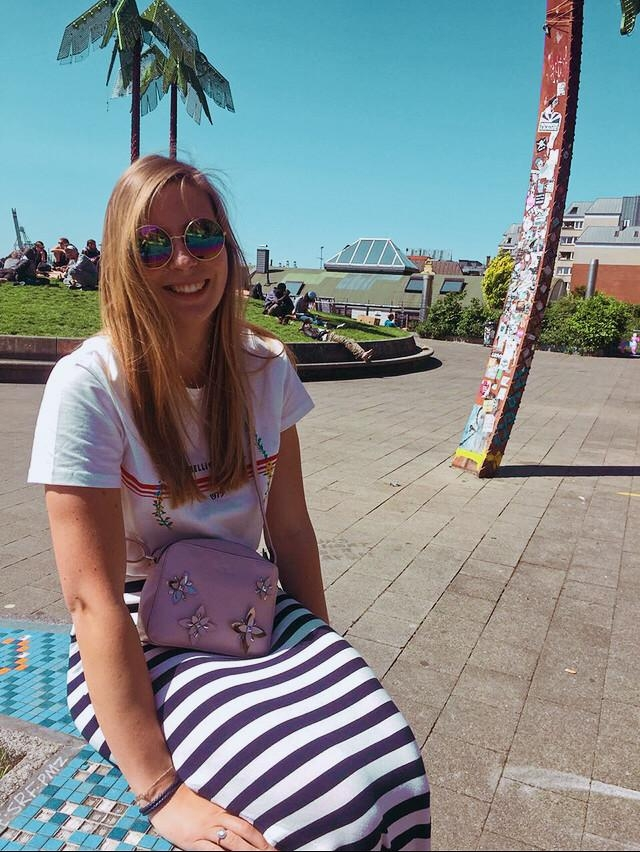 Mein Style in der Hamburger City #neuhier #couchstyle #fashionlieblinge #sonnenbrille #hamburg #style #fashion