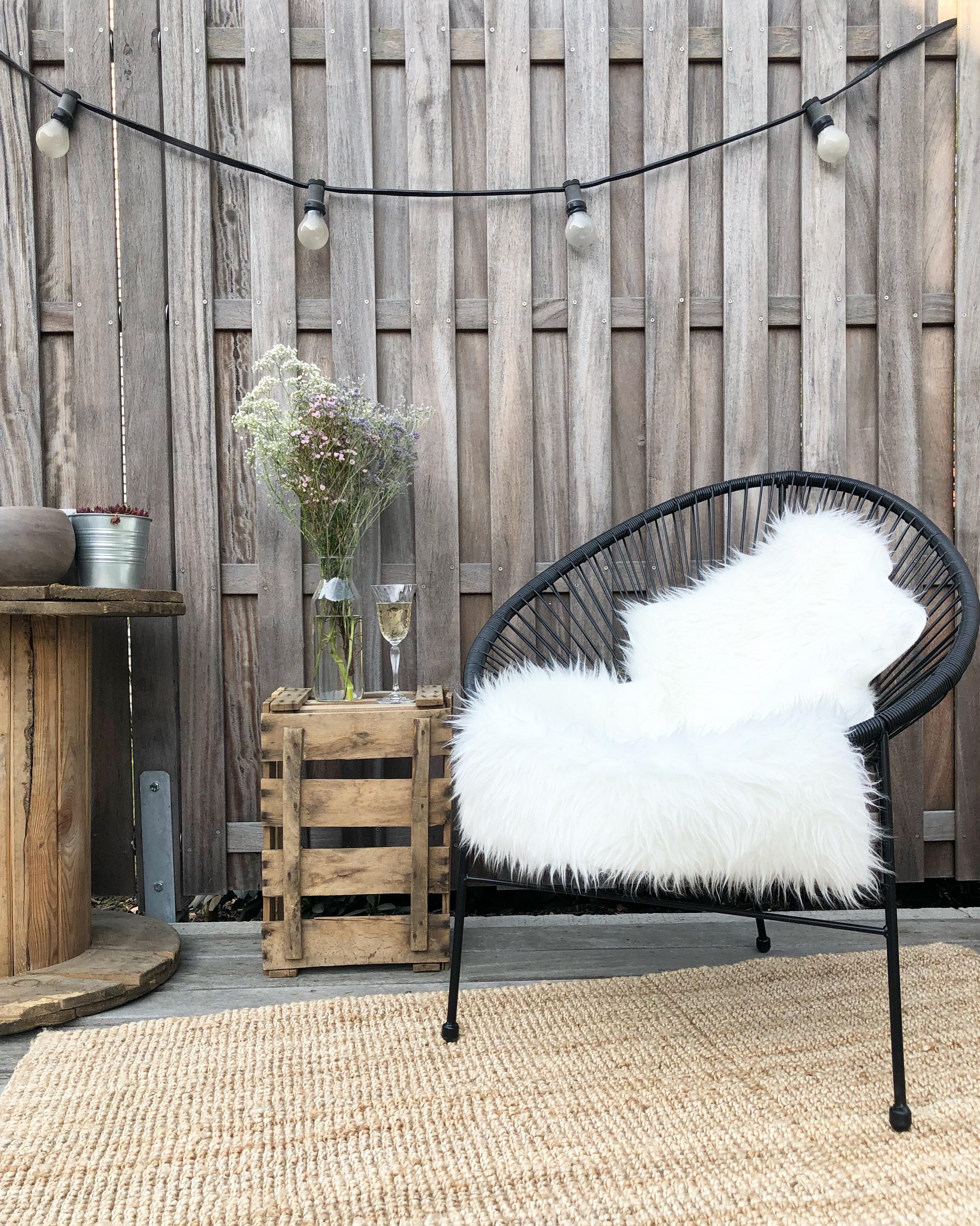 Holzterrasse Bilder Ideen Couch