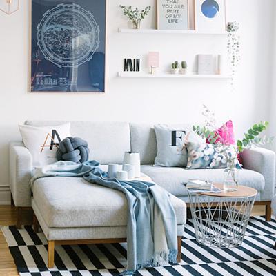 gemütliches wohnzimmer • bilder & ideen • couchstyle, Wohnzimmer