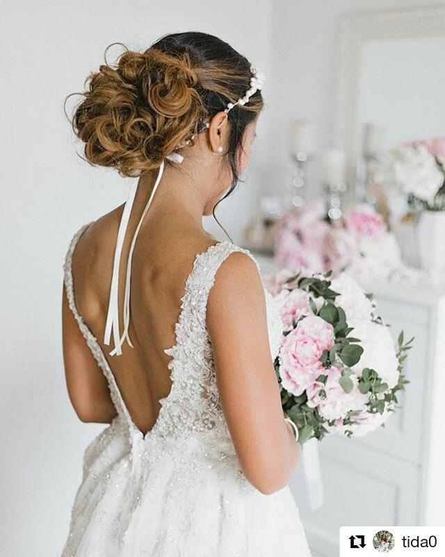 Meine Brautstyling🌸