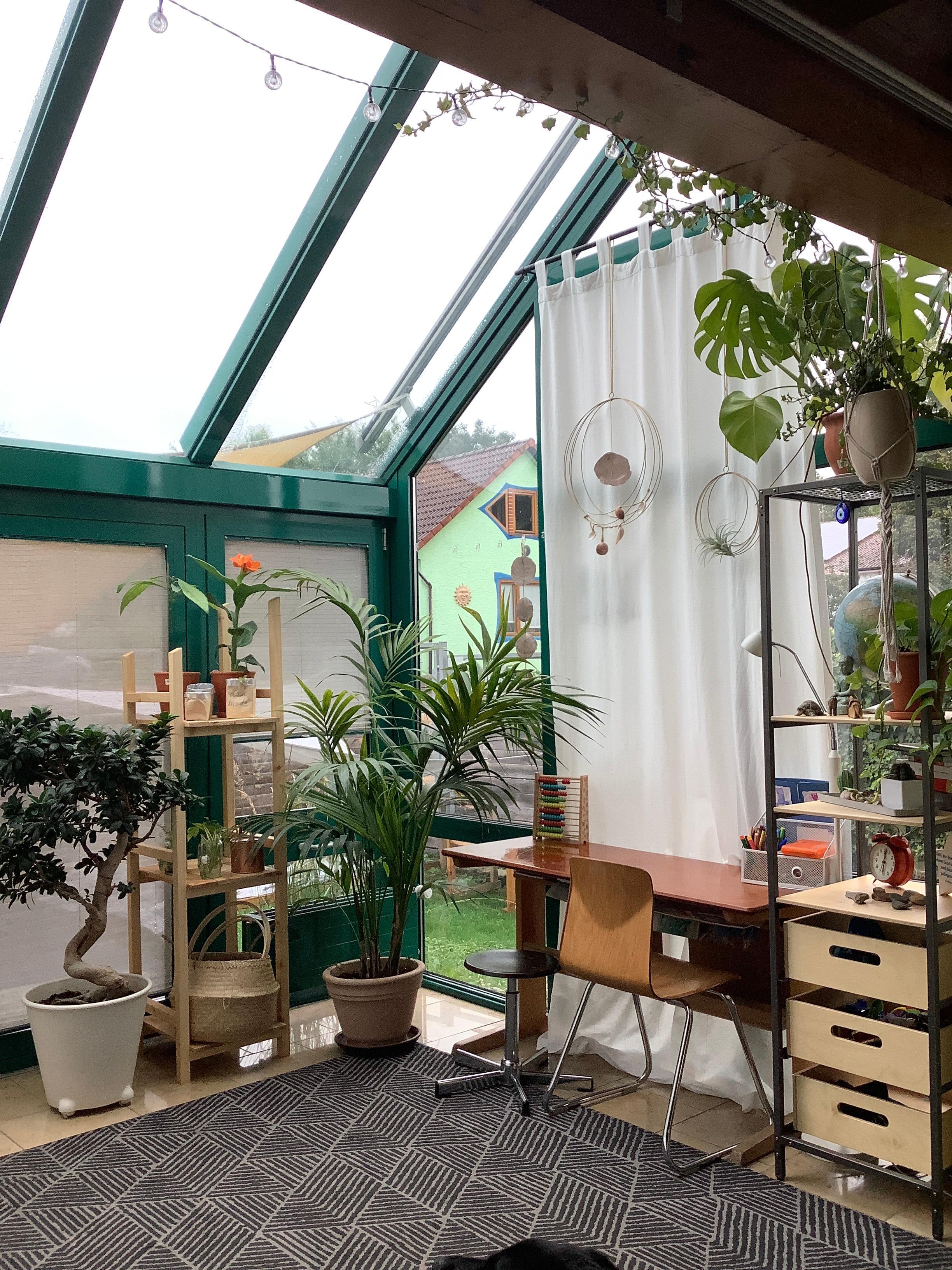 Wintergarten Einrichten Kuschlige Ideen