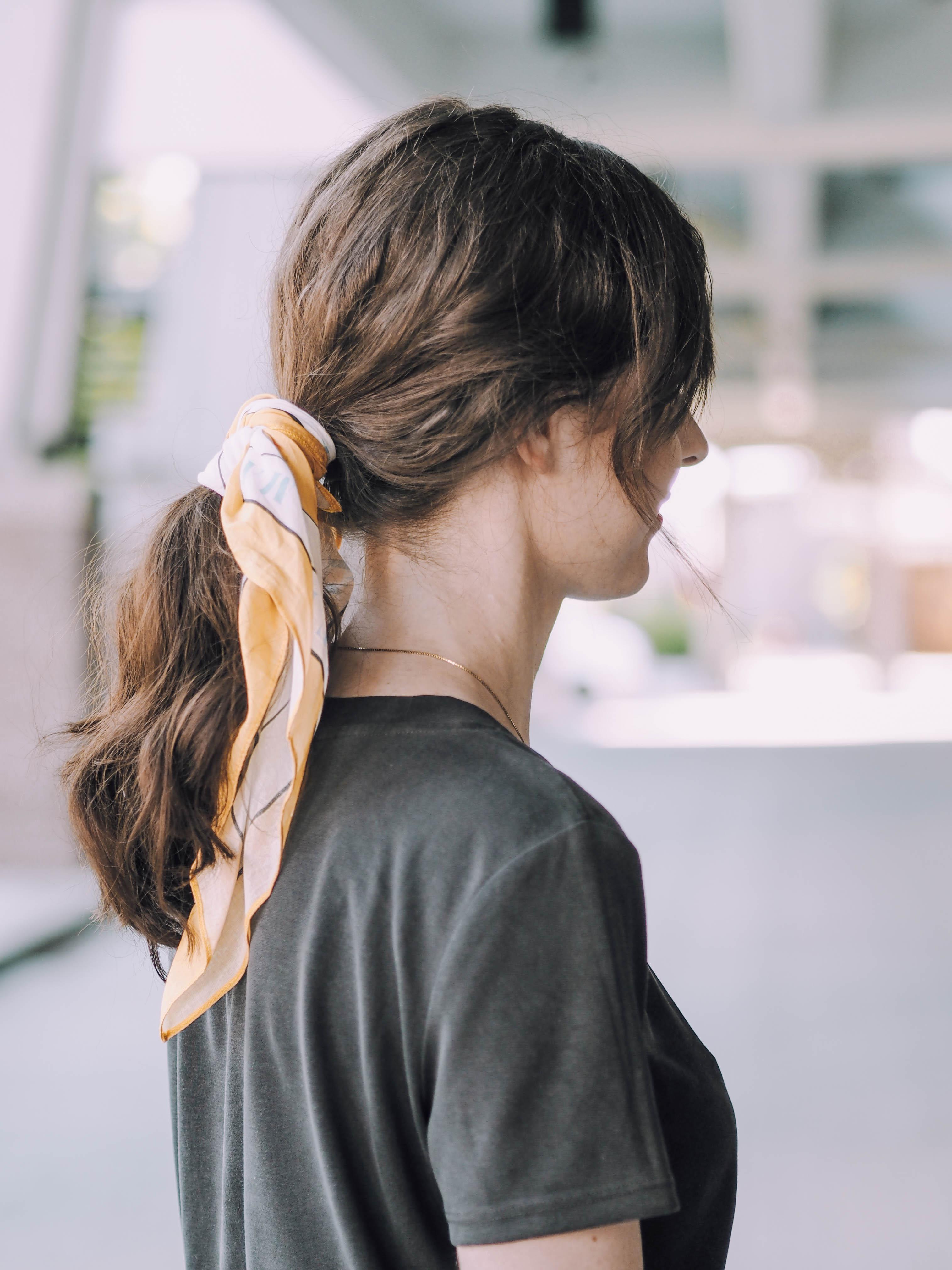 Haarband Frisuren Styling Mit Jeder Haarlange