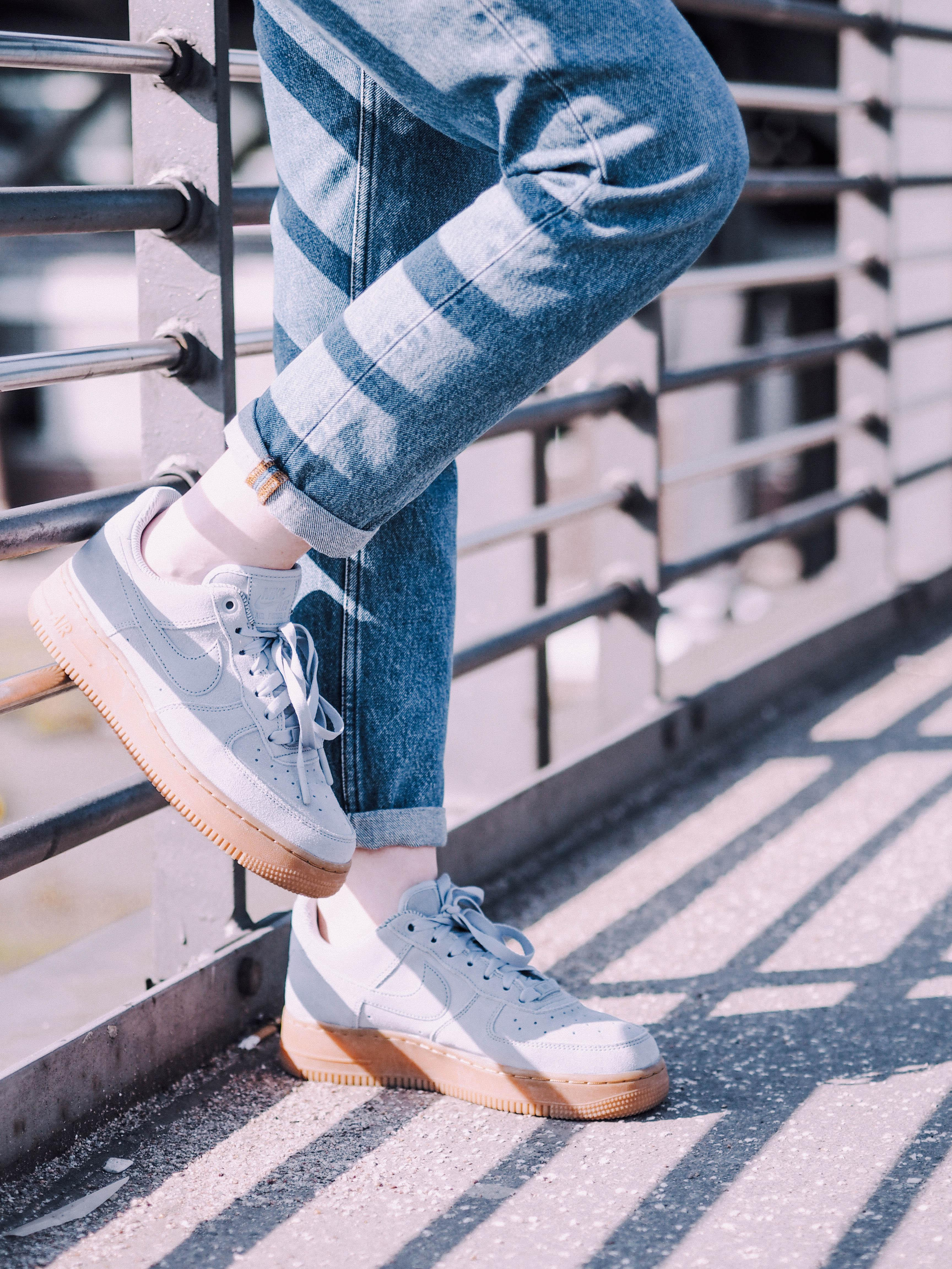 Meine Sneaker-Hotties: Die Nike Air Force 1