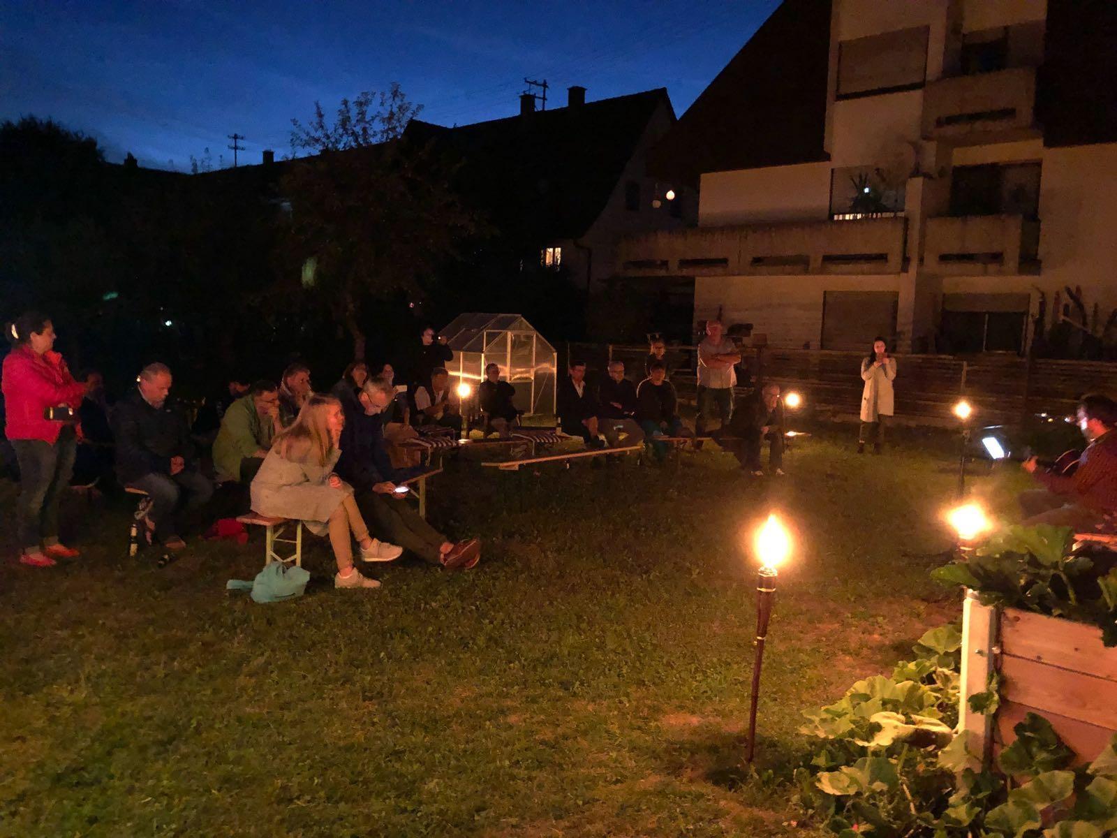 U201eMichaelau0027s Soundgarden Vol.1u201c Kleines Akustikkonzert Livekonzert In Meinem  Garten #