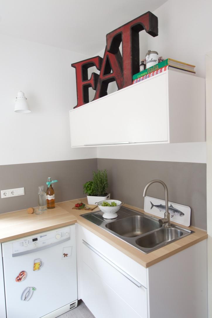 Miniküche ideen  Wandleuchte • Bilder & Ideen • COUCHstyle