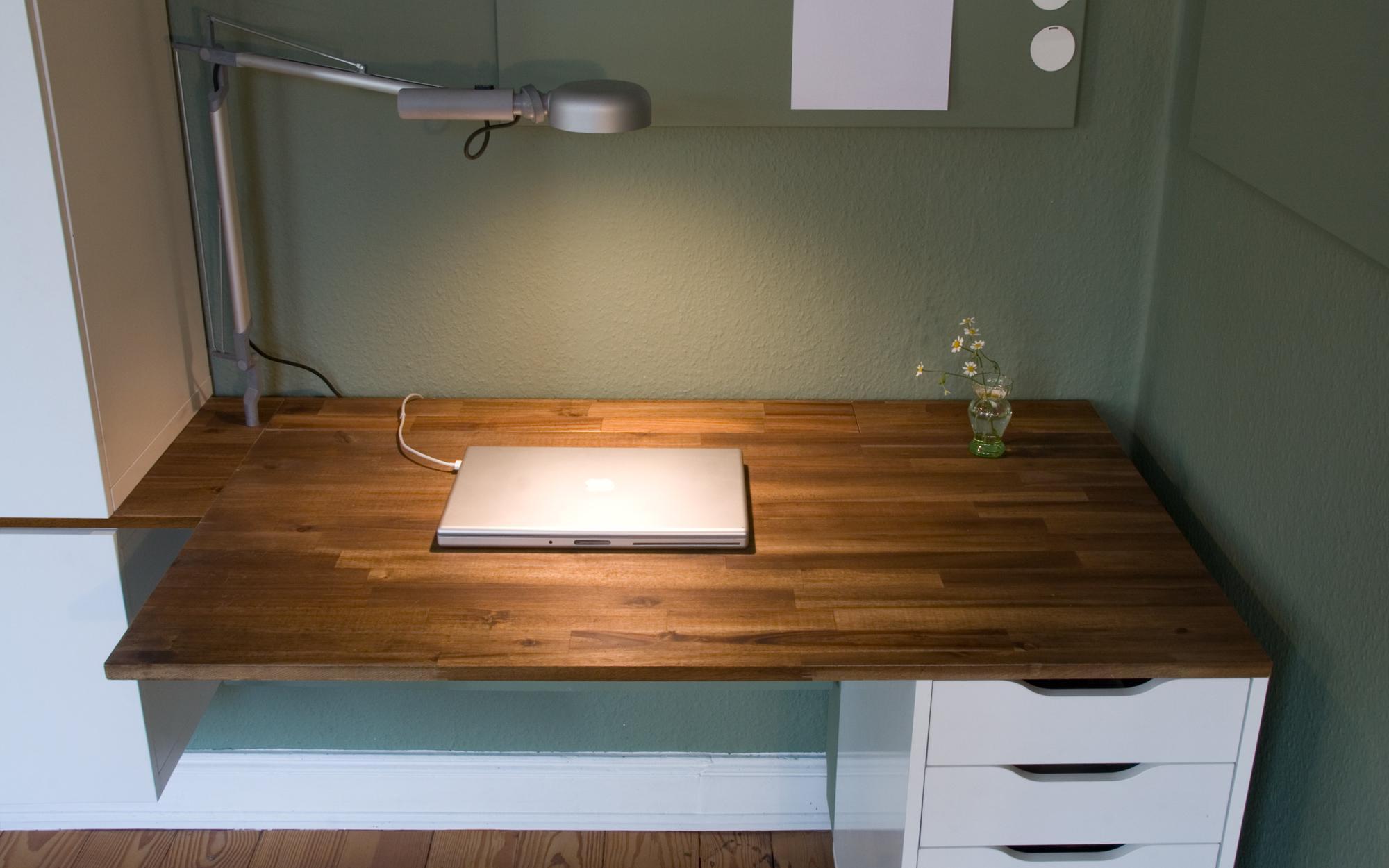 Minioffice Schreibtisch Wohnzimmer Stauraum C Stud