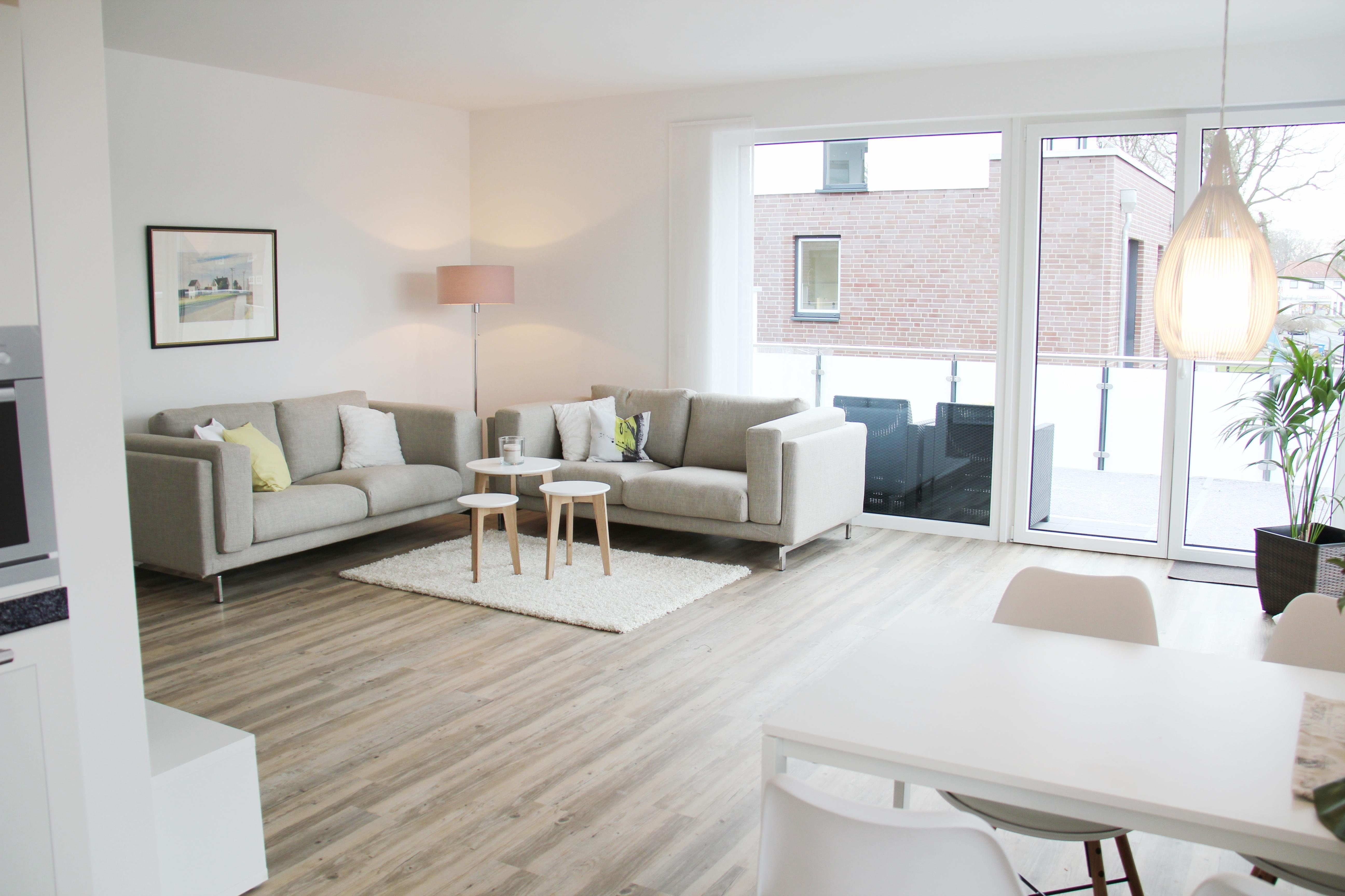 Mit Home Staging optimierte Immobilien lassen sich s...