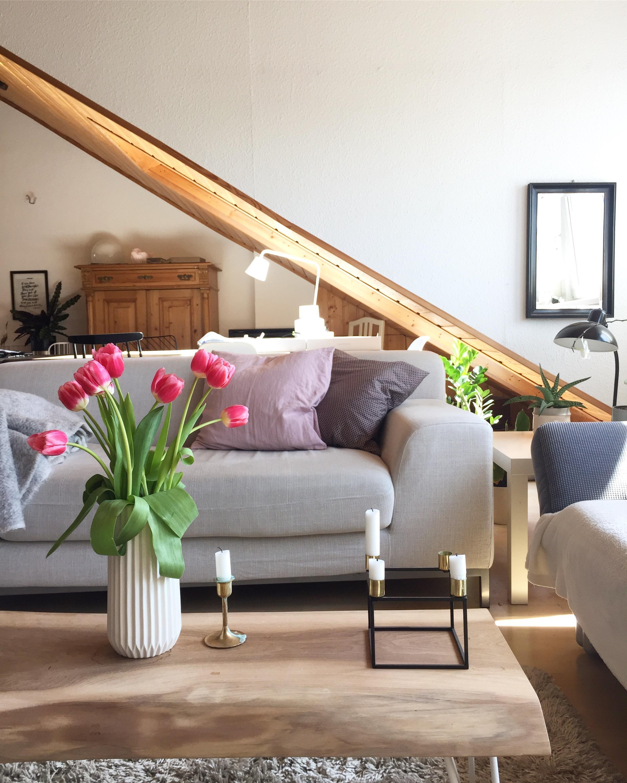 mittagssonne und blumchen vom markt couchstyle tulpen wohnzimmer mittagssonne