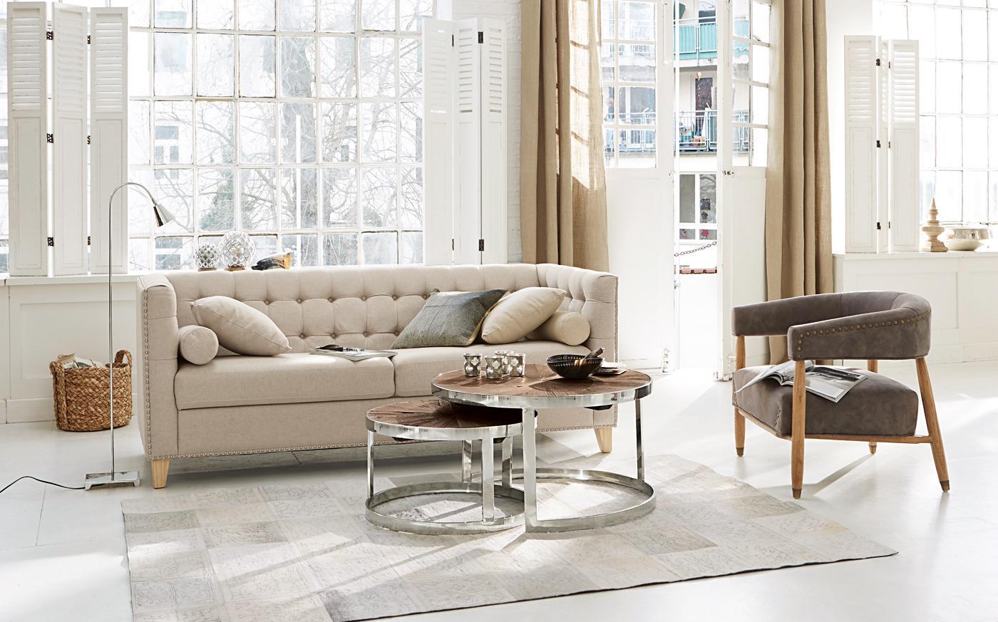 Chesterfield einrichtungsstil modern  Modern Wohnen • Bilder & Ideen • COUCHstyle