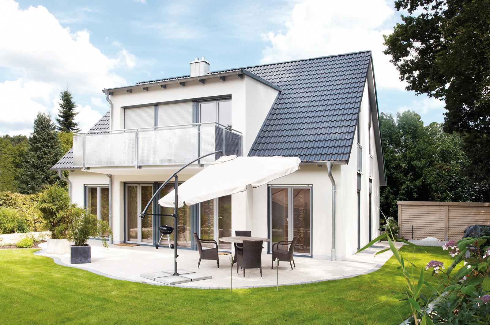doppelhaushälfte • bilder & ideen • couchstyle, Garten ideen