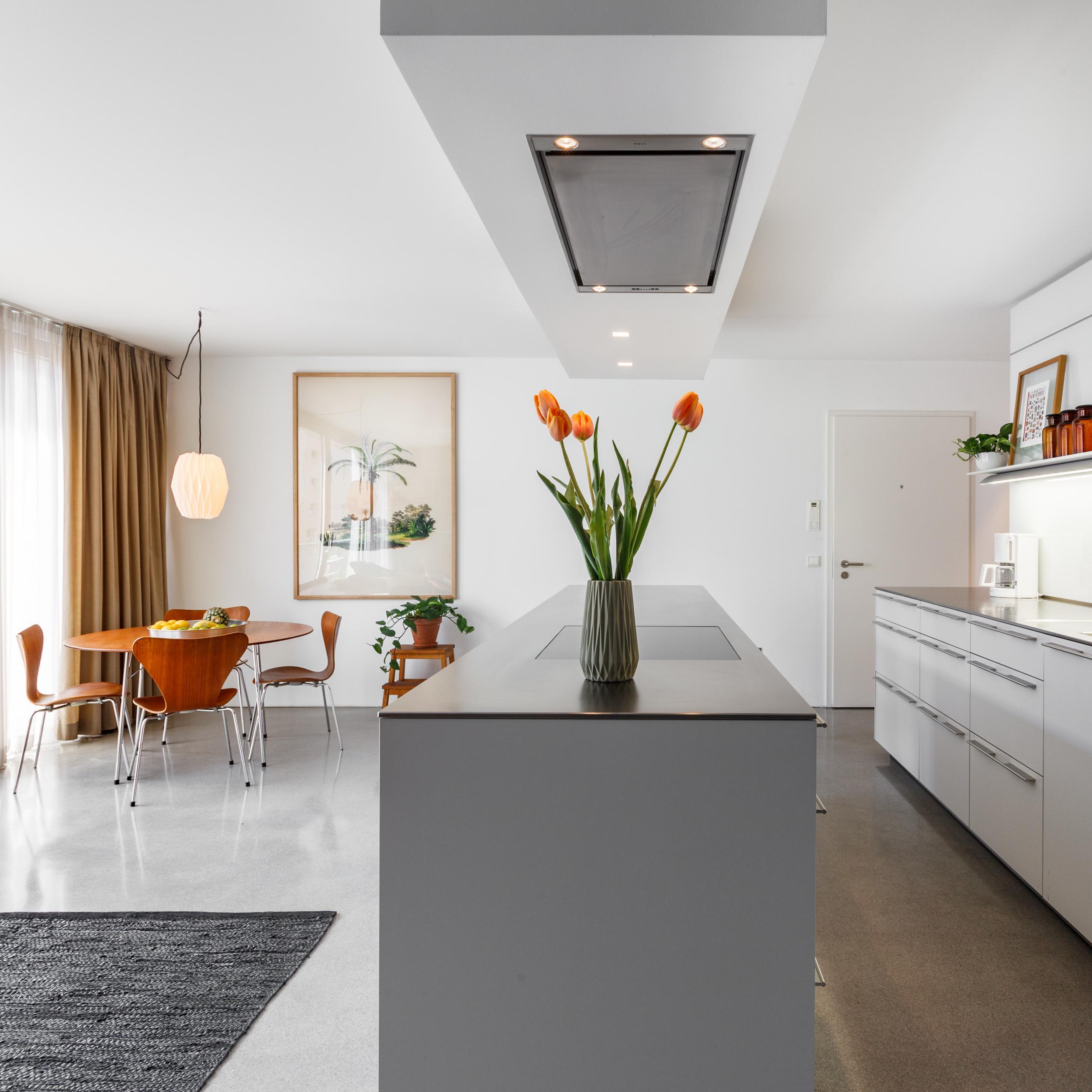 Einrichtungsideen wohnküche  Wohnküche • Bilder & Ideen • COUCHstyle