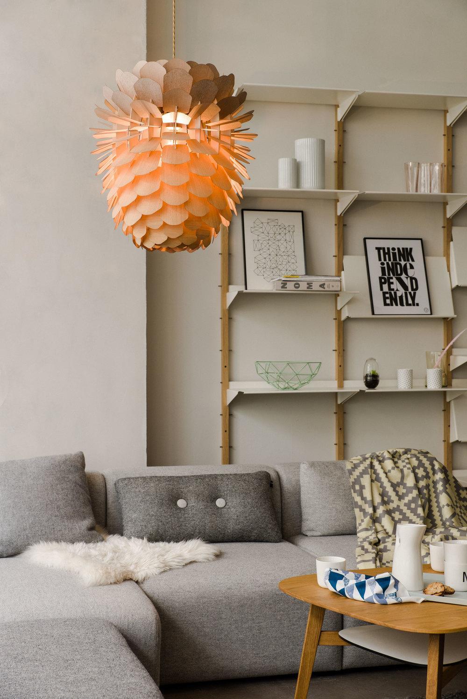 Wunderbar Esstischlampe Modern Dekoration Von Moderne Wohnzimmerleuchte Zsuperby Von Schneid #wohnzimmer #esstisch