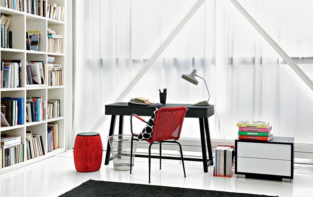 Amazing Moderner Eklektisch Arbeitsecke Gervasoni Ber Milanari With Moderne  Mbel Aus Italien.