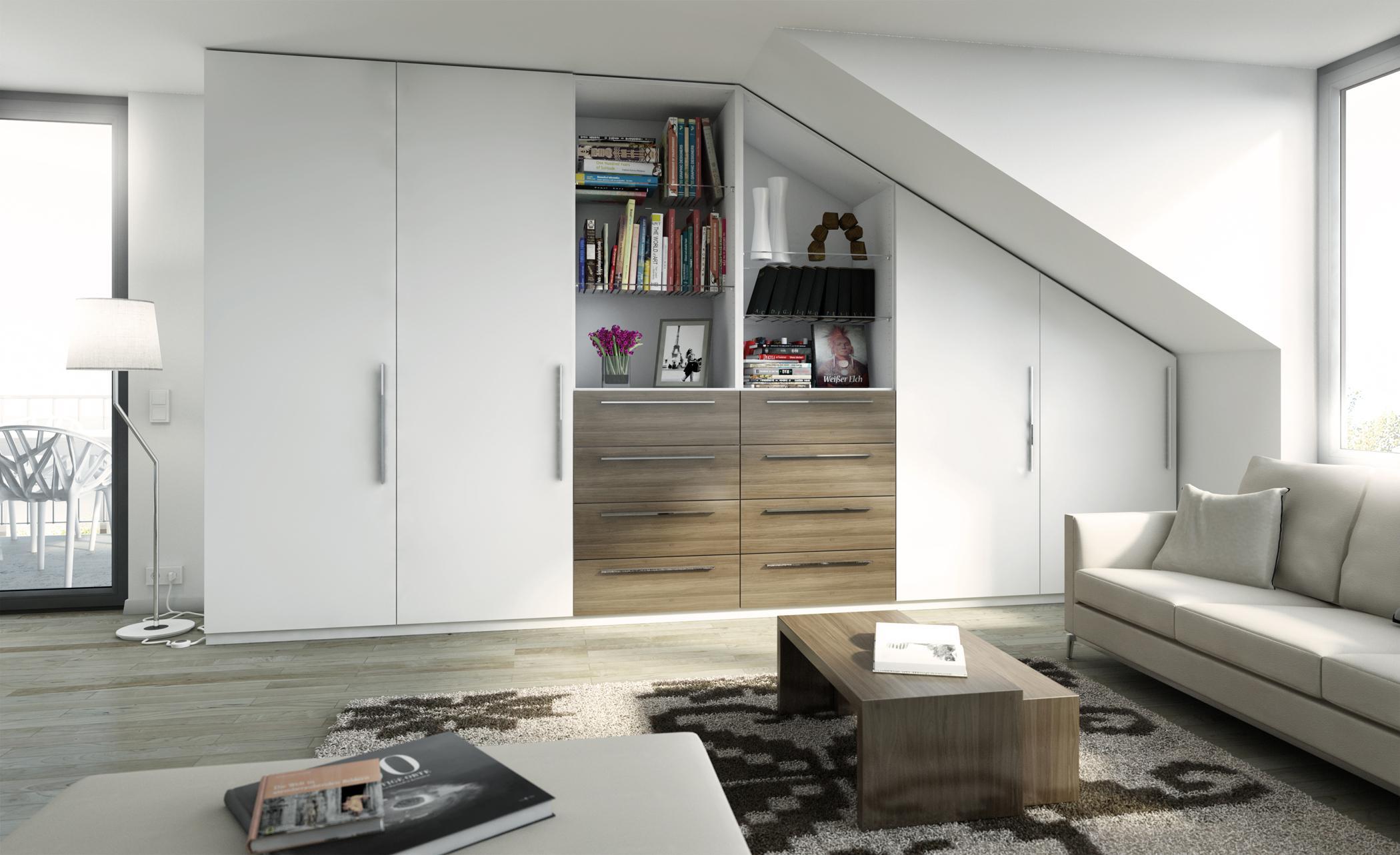 Dachschr gen aufbewahrung bilder ideen couchstyle for Meine wohnung einrichten