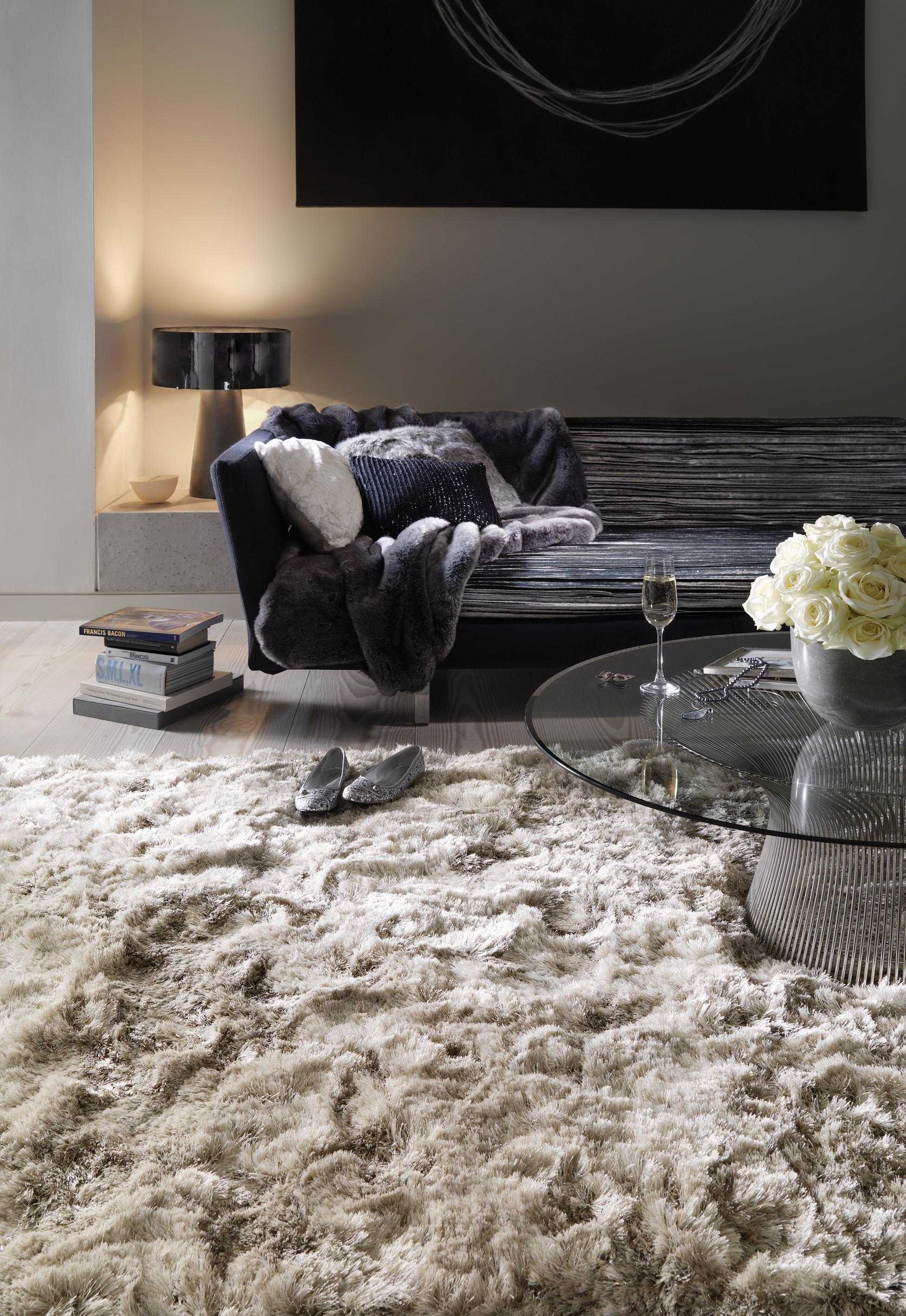 Wohnzimmerteppich Bilder Ideen Couch