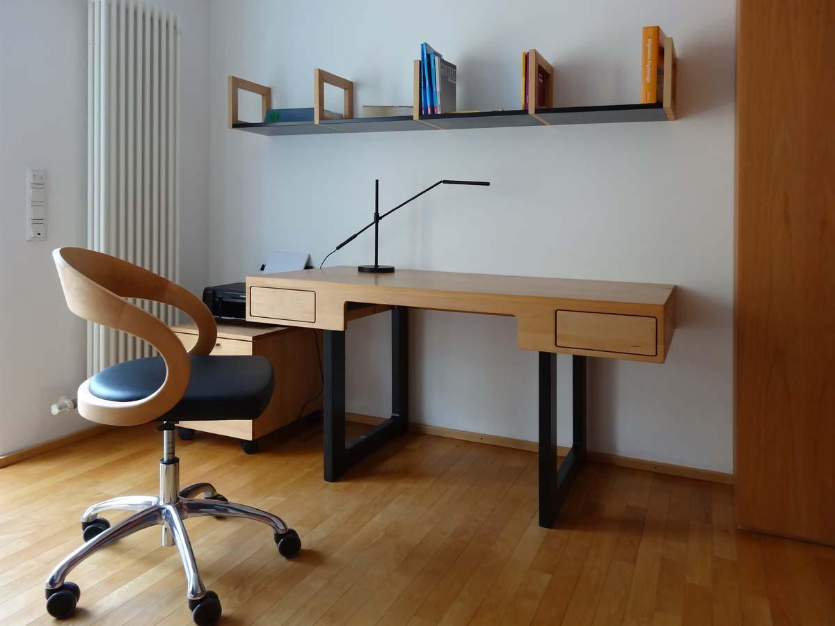 Modernes arbeitszimmer  Arbeitszimmer in Farbe • Bilder & Ideen • COUCHstyle