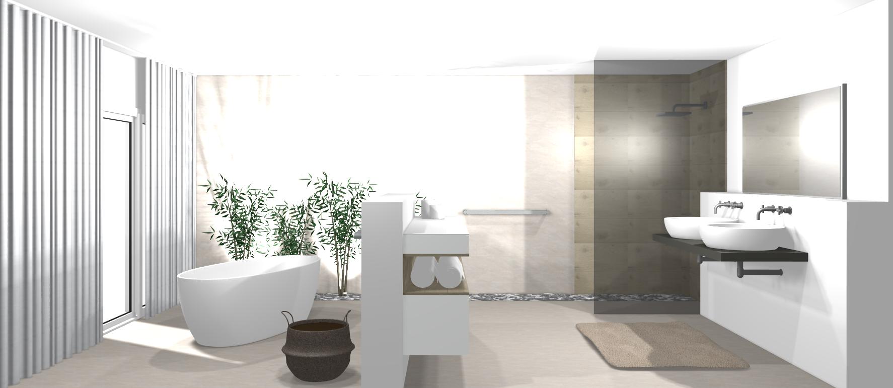 freistehende badewanne bilder ideen couchstyle. Black Bedroom Furniture Sets. Home Design Ideas