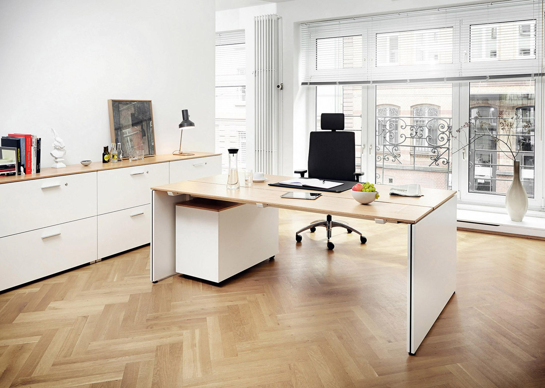 modernes b ro b ro schreibtisch arbeitszimmer zi. Black Bedroom Furniture Sets. Home Design Ideas