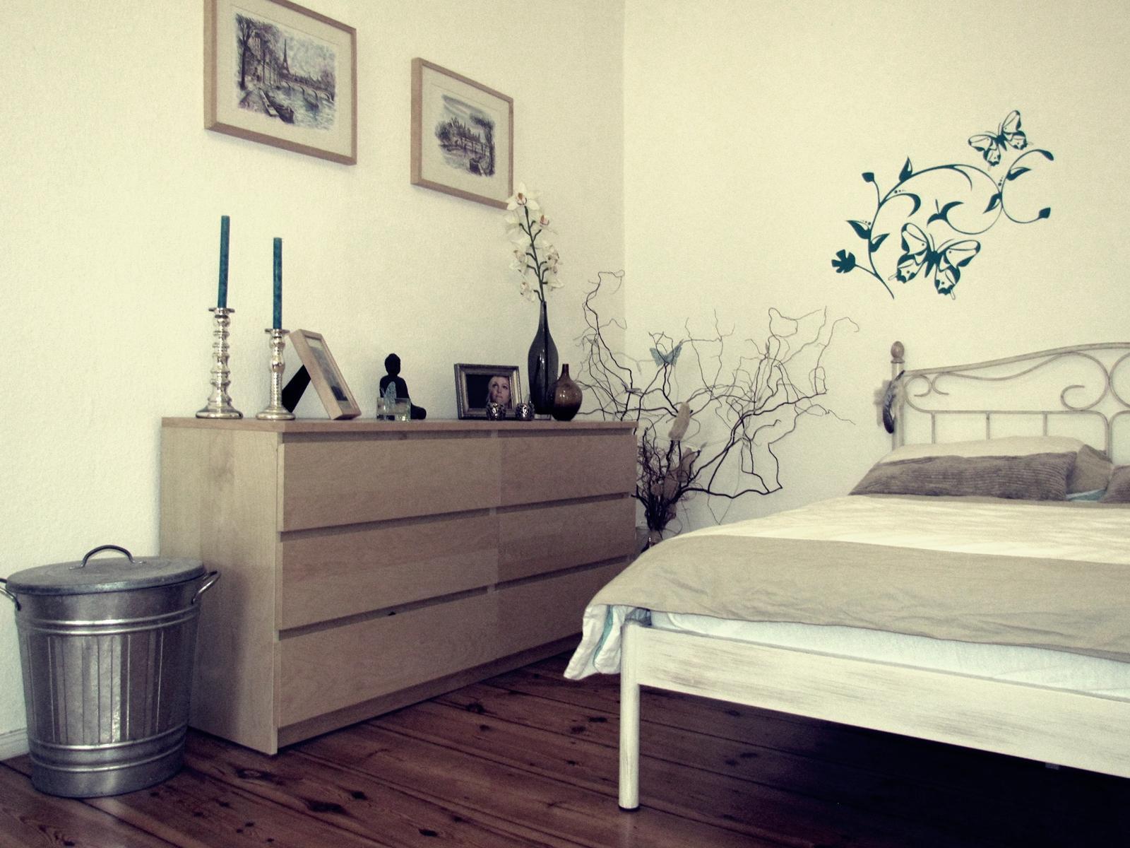 Metallbett • Bilder & Ideen • Couchstyle