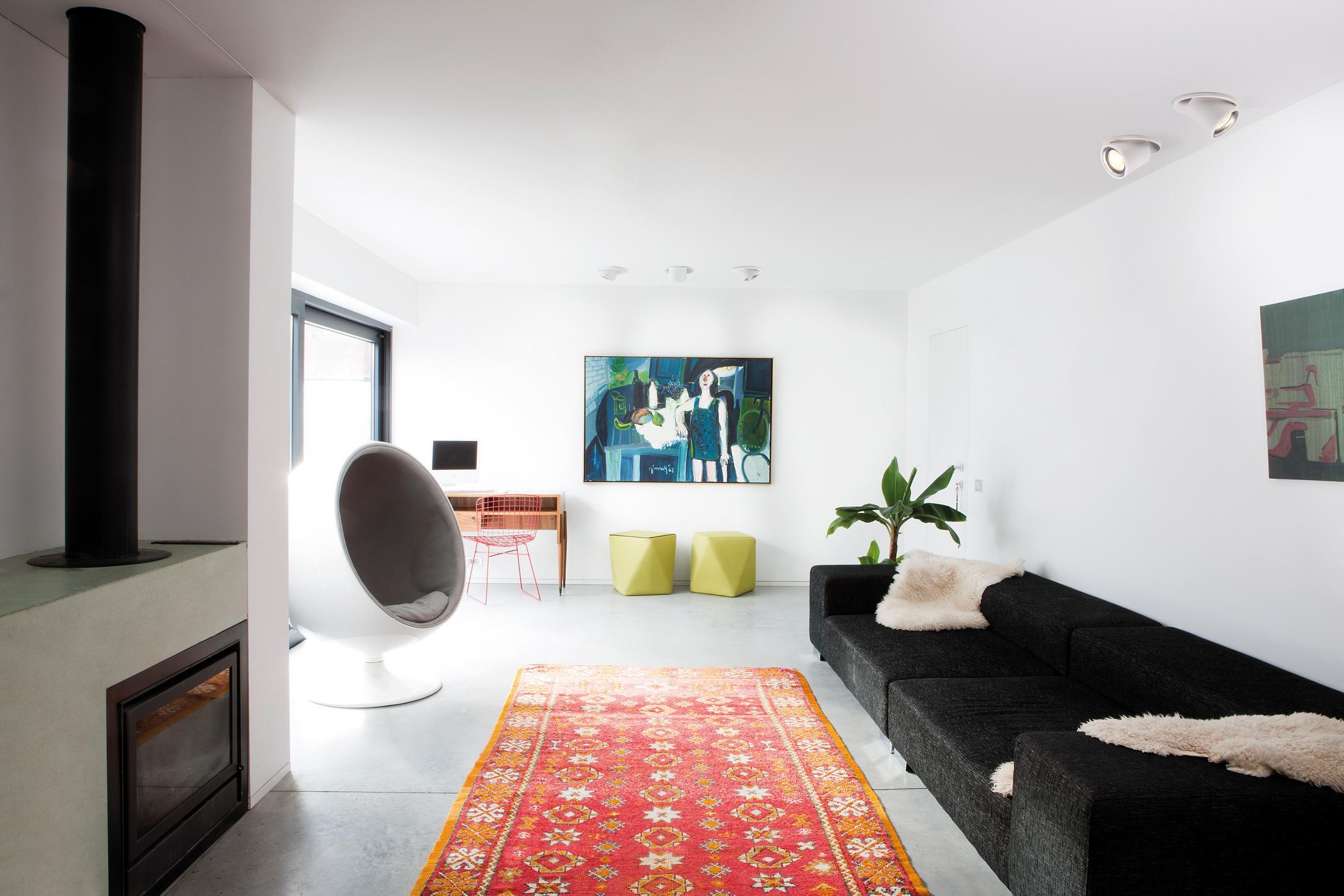 wohnzimmer kamin • bilder & ideen • couchstyle, Wohnzimmer