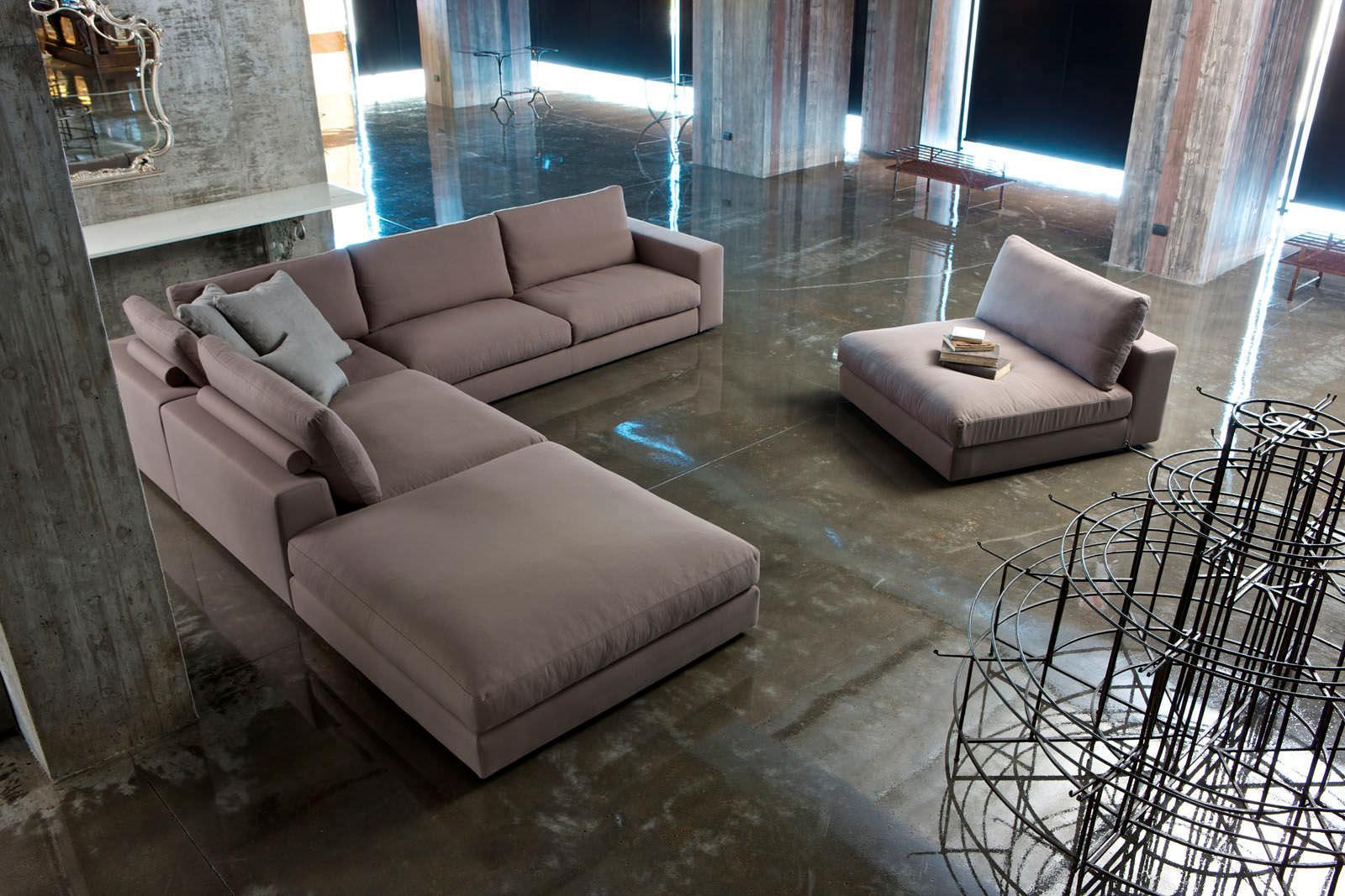 wohnlandschaft • bilder & ideen • couchstyle, Wohnzimmer