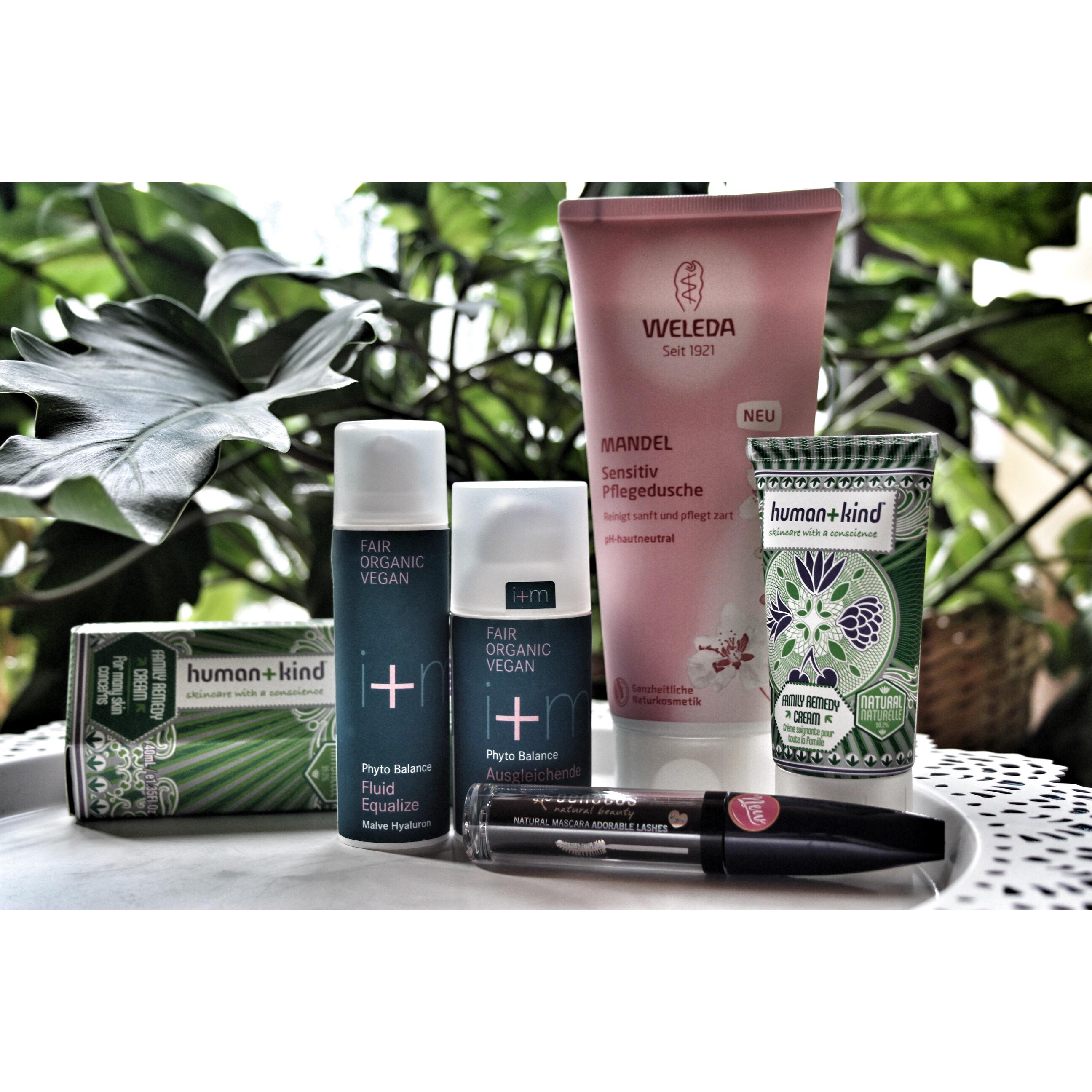 Monatsabo Kosmetikbox #Fairybox #Naturkosmetik #Boxenliebe #beauty #box #pflege