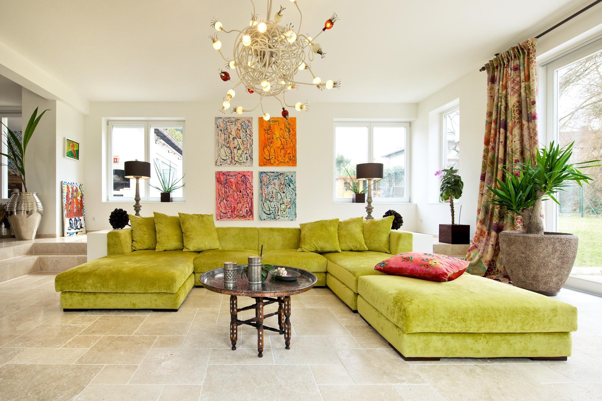 24 Wohnzimmer Graues Sofa Wandfarbe