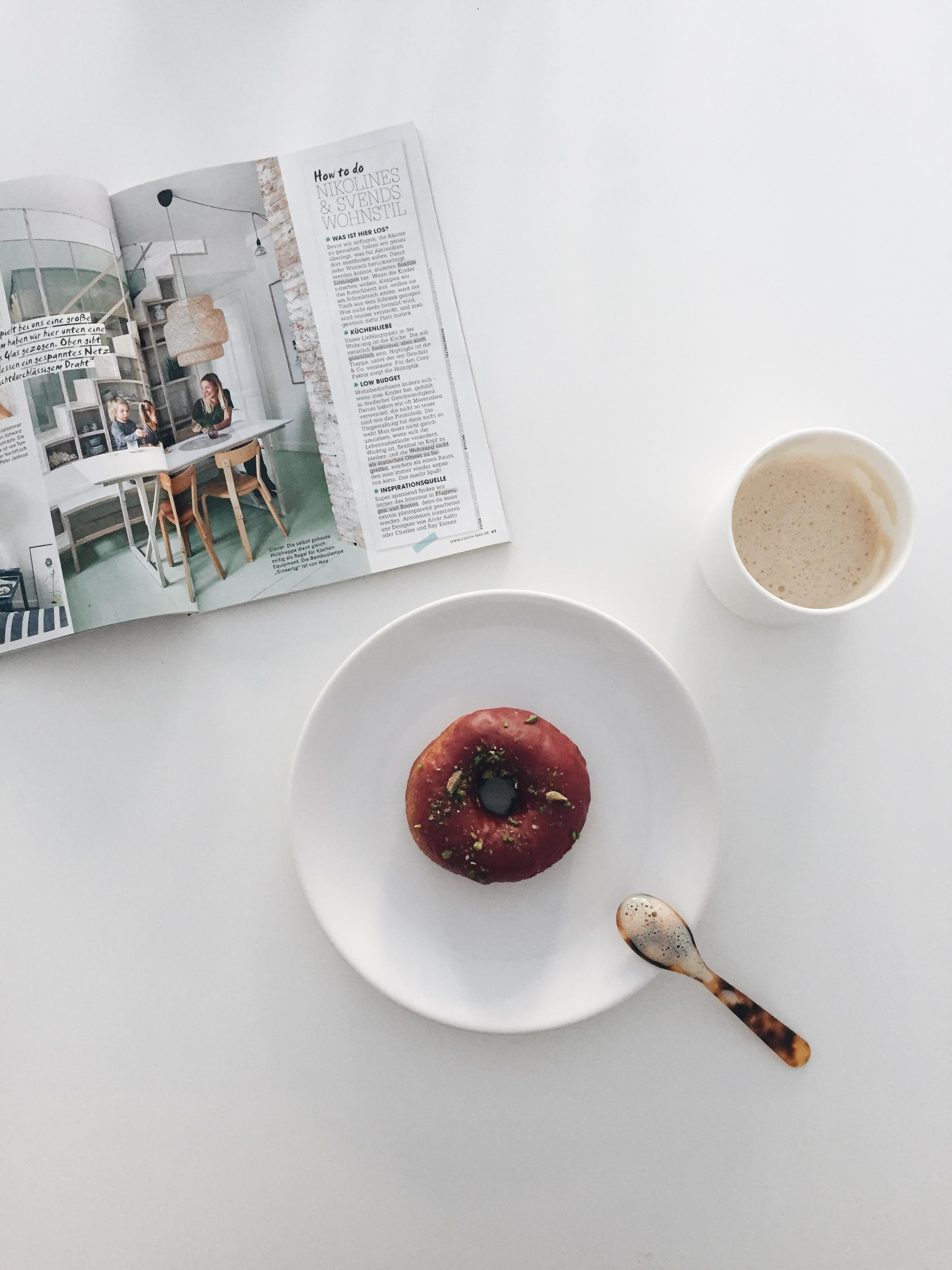 Morning essentials. #couchmagazin #couchstyle #kaffeeliebe
