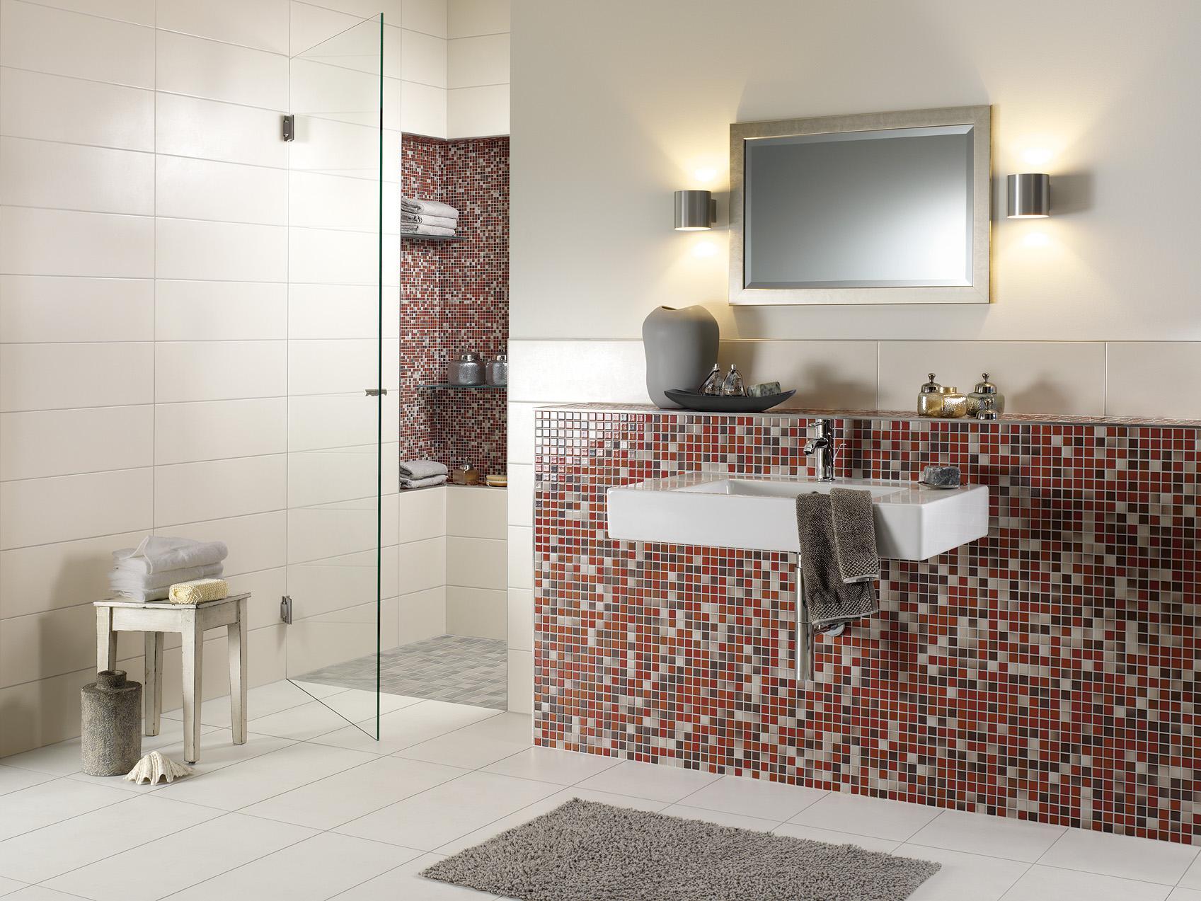 Mosaikfliesen Badezimmer • Bilder & Ideen • Couchstyle