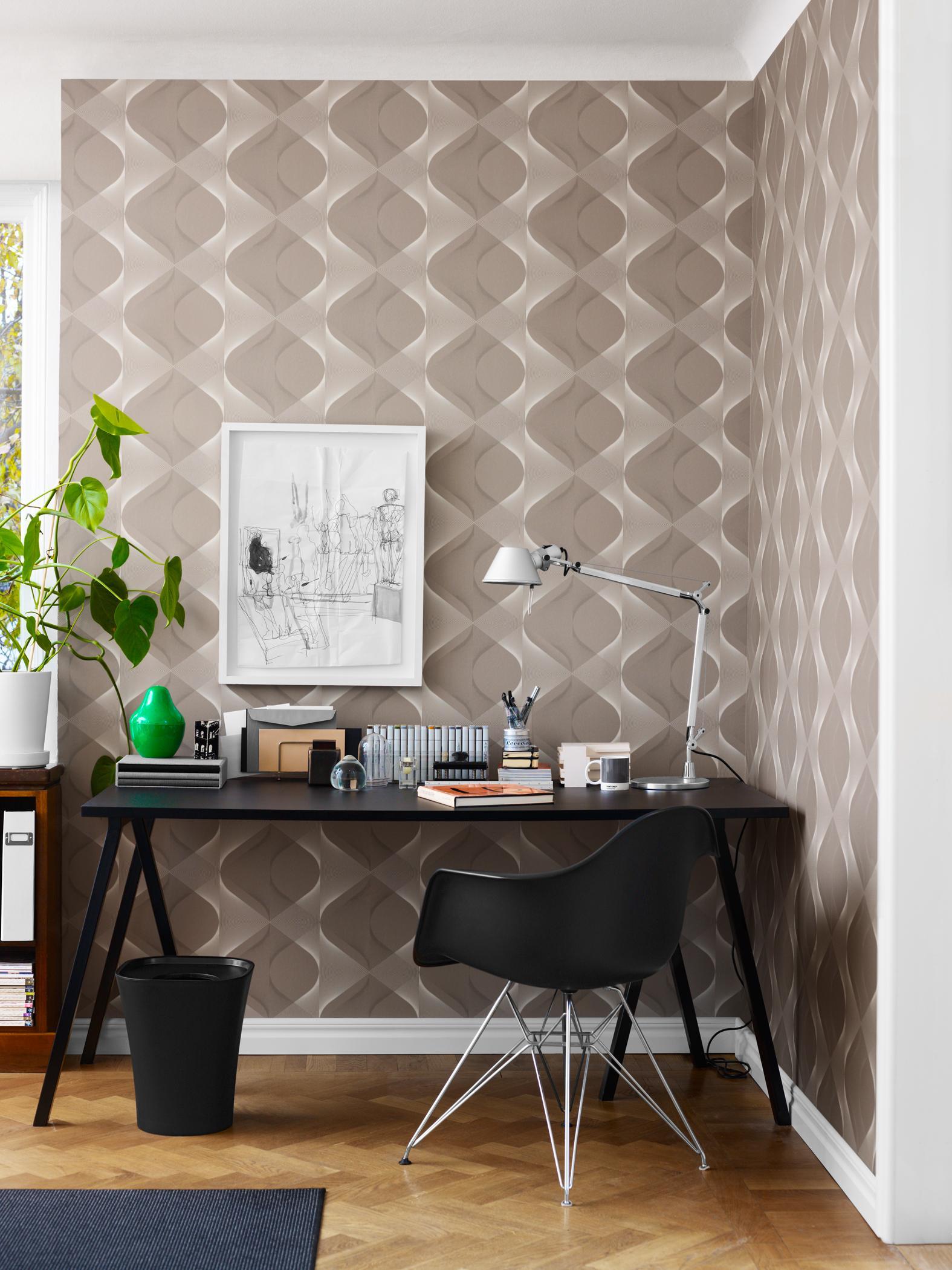 arbeitszimmer gestalten • bilder & ideen • couch