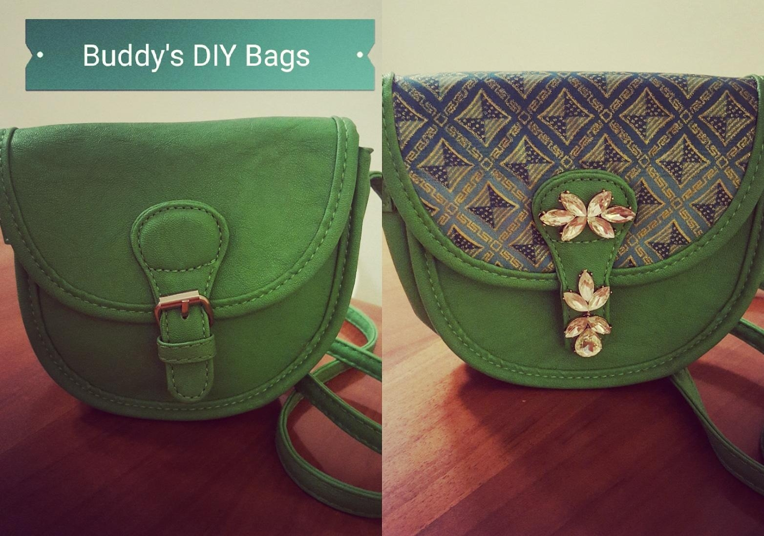 My bags make-over♡