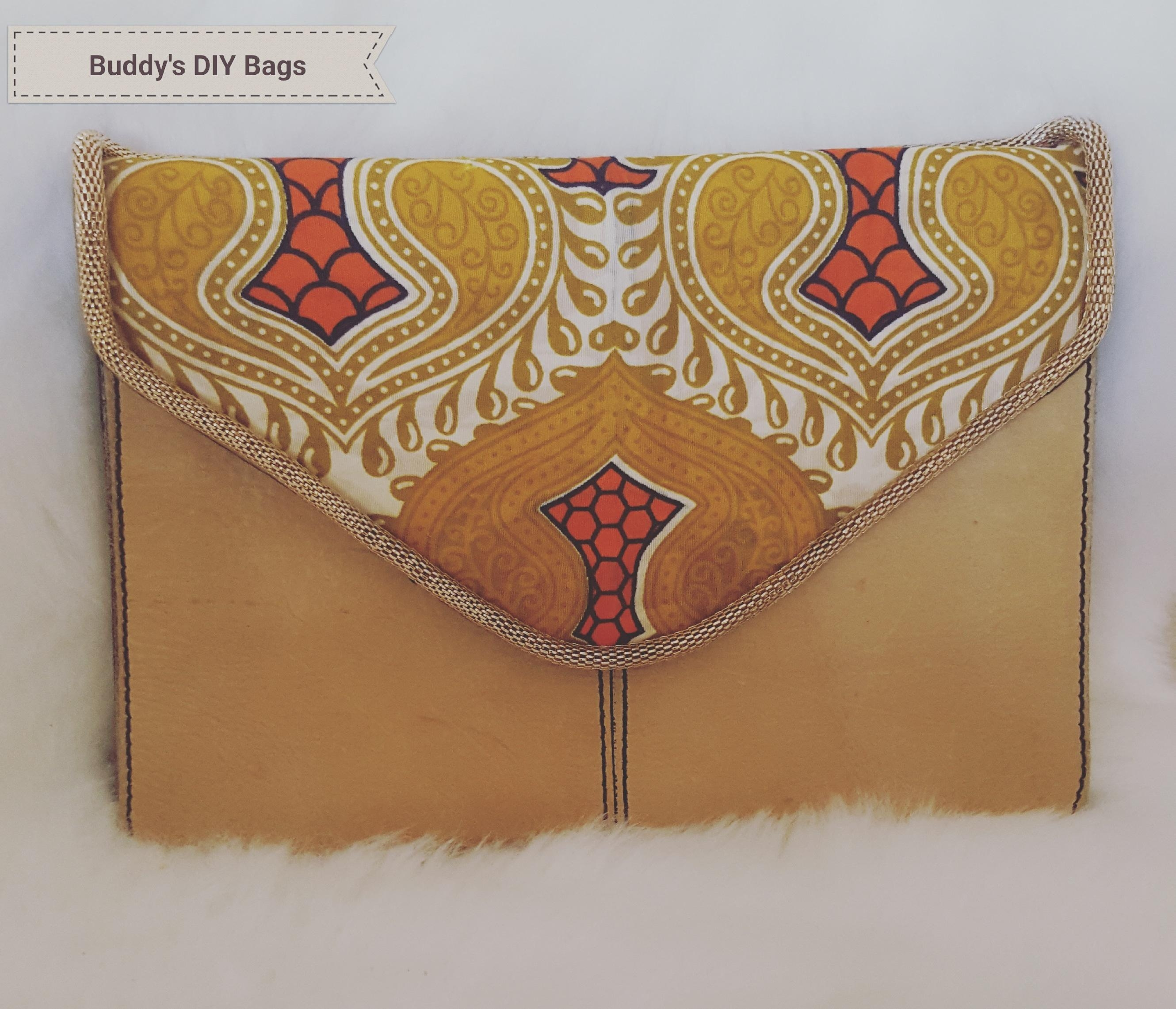 My Vintage clutch make-over♡