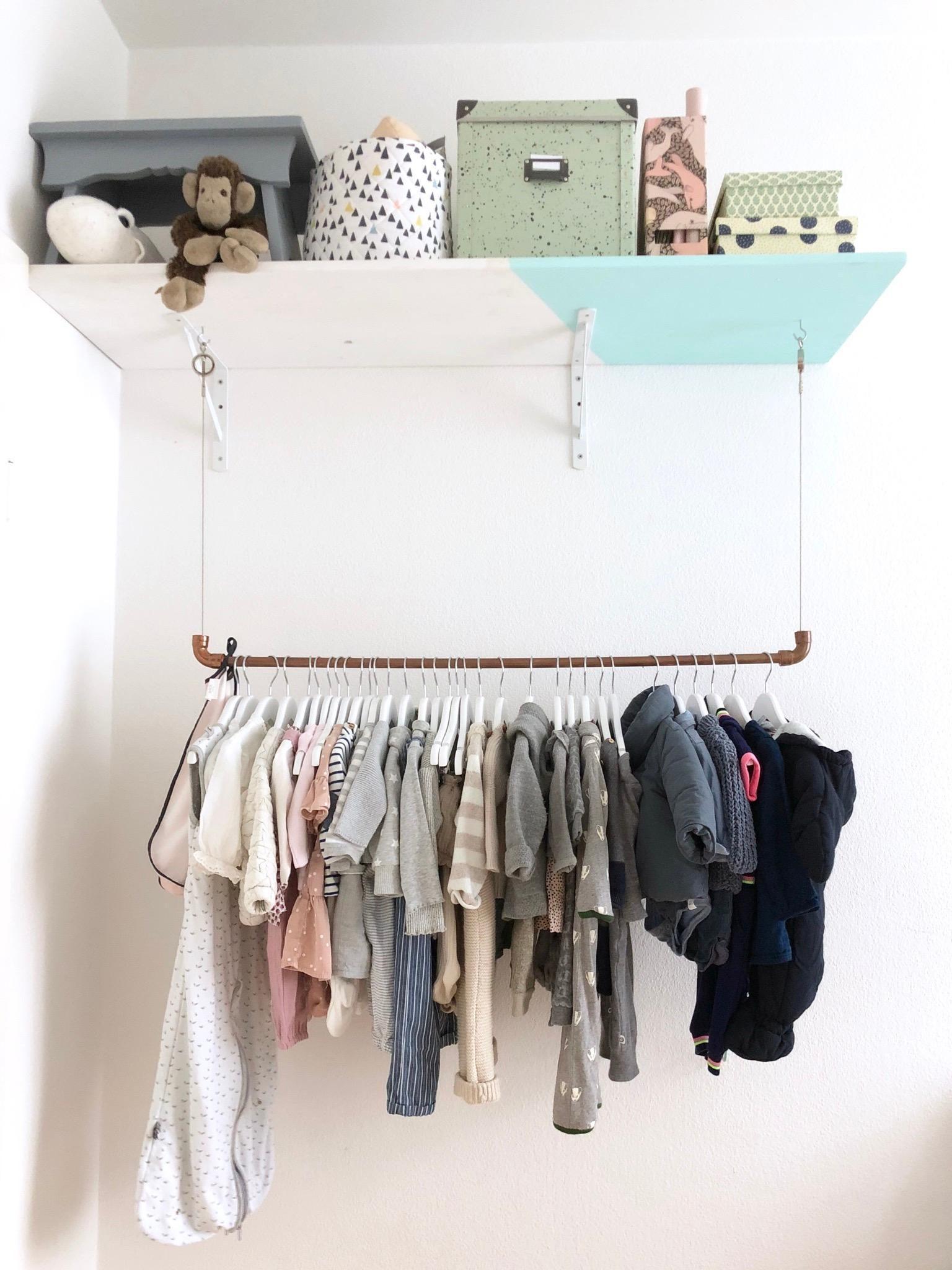 Diy Kleiderstange kleiderstange bilder ideen couchstyle