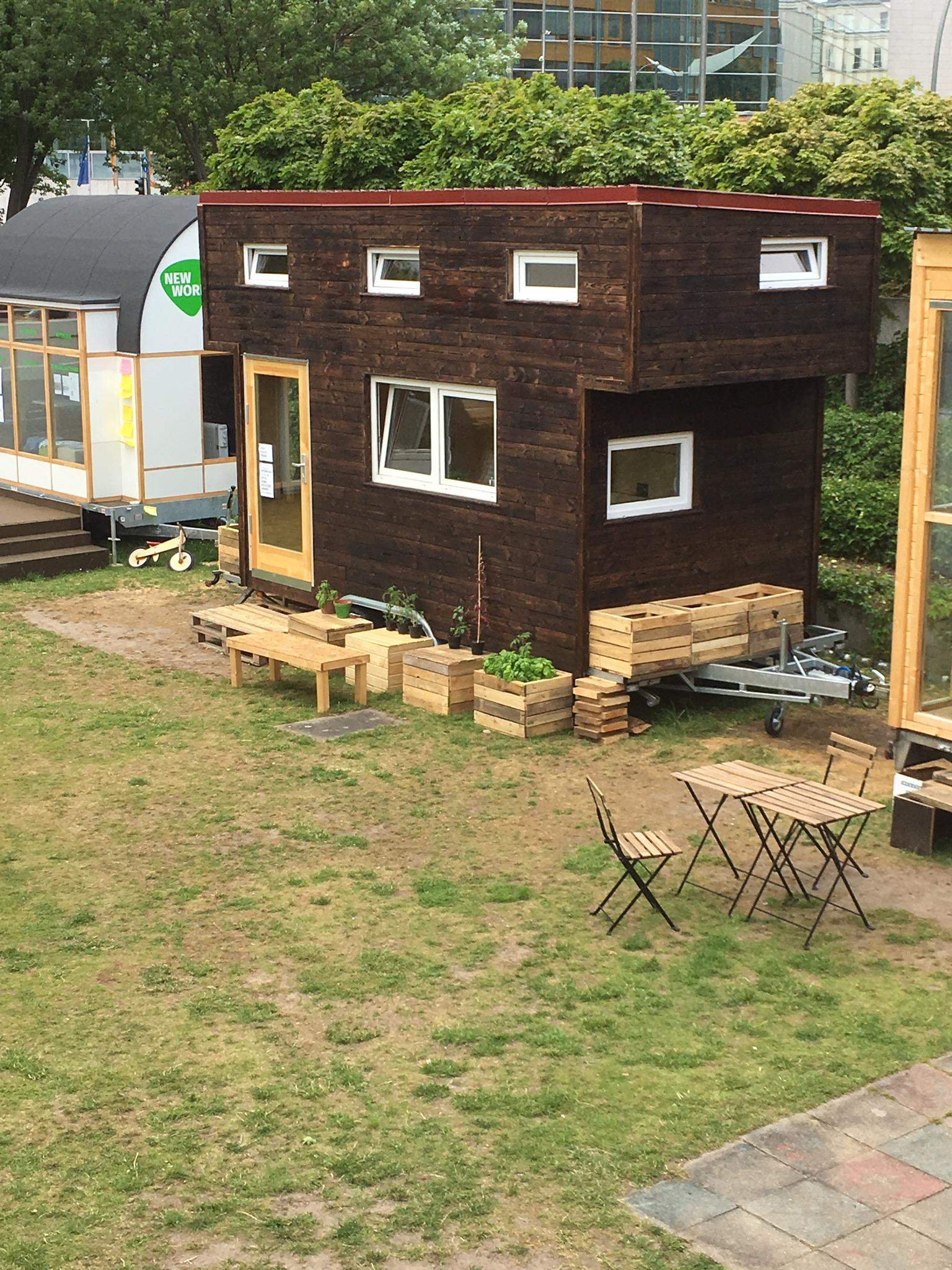 Tiny House: Klein aber fein einrichten, so geht's!