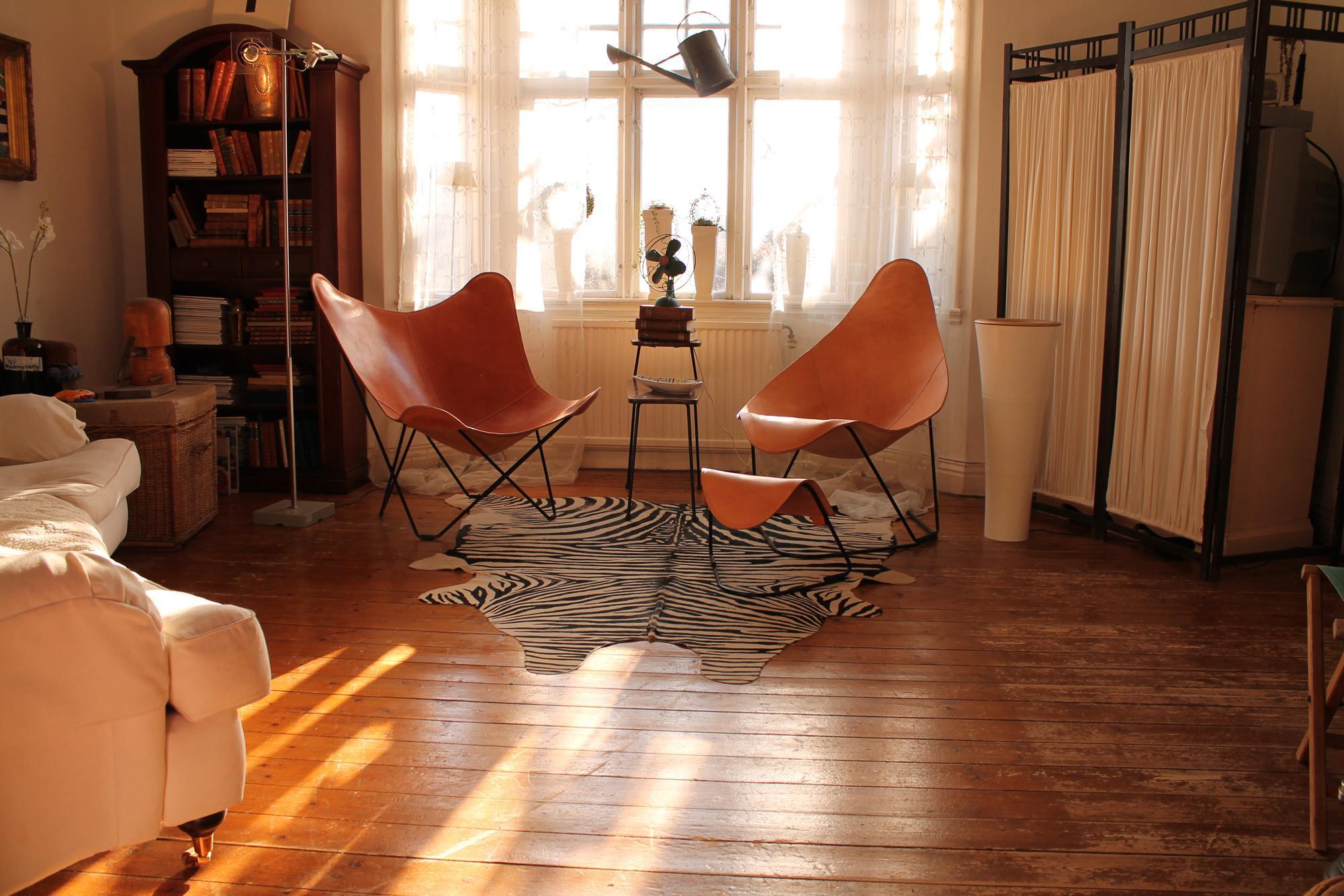 Natürliche Einrichtung Mit Designer Stühlen Aufpeppen #regal ©Cuero