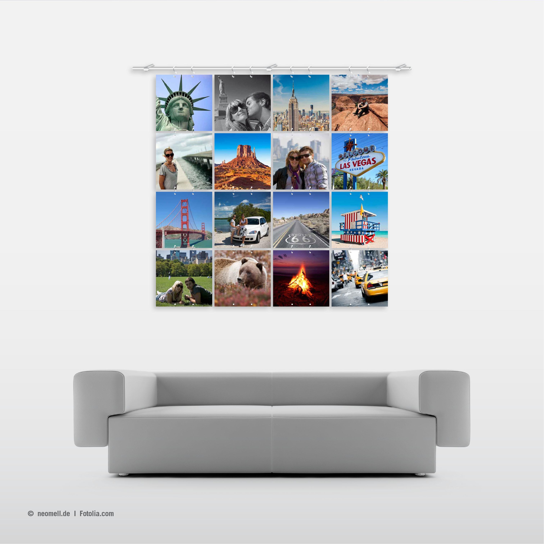 Wandgestaltung für das Arbeitszimmer • Bilder & Idee...
