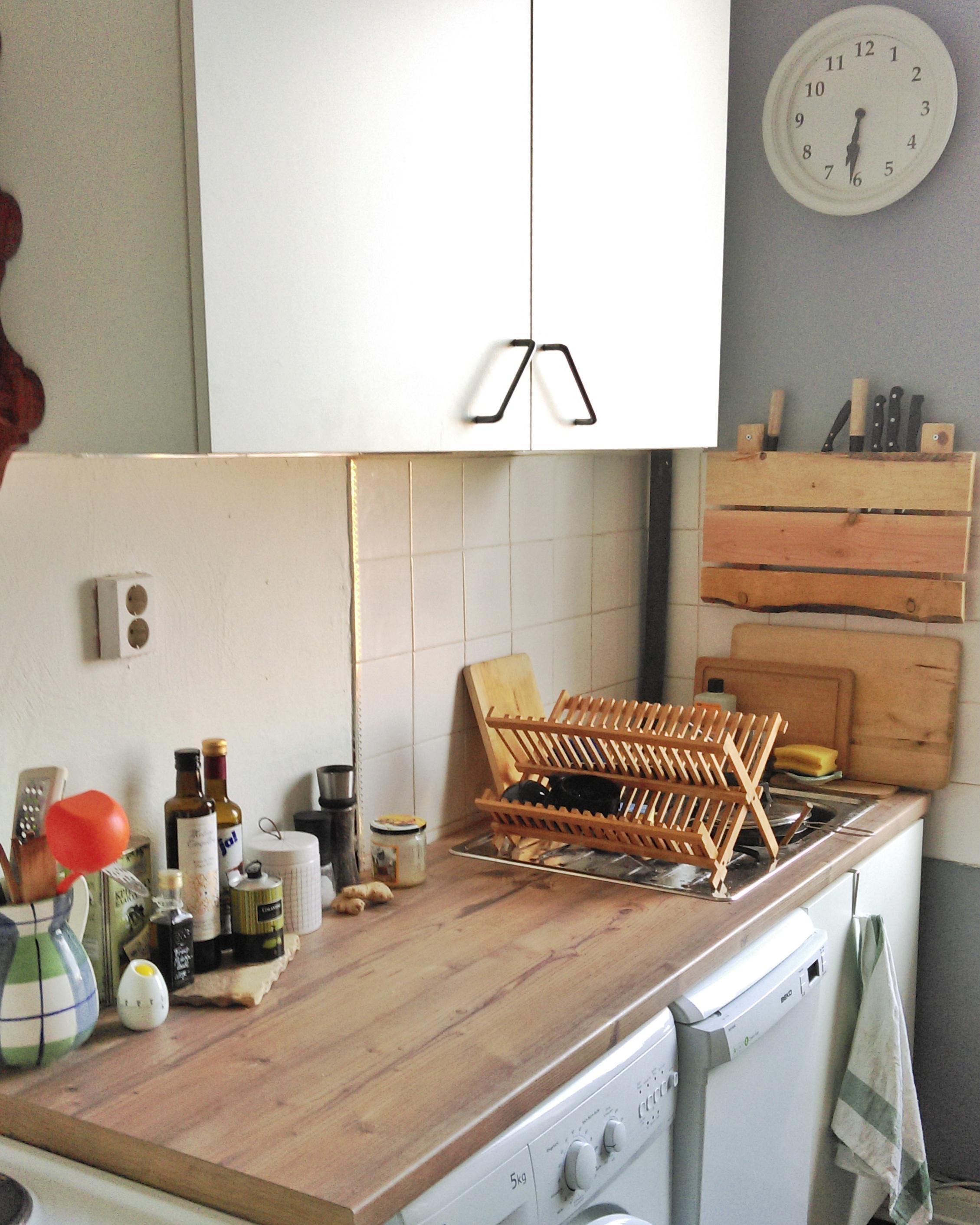 diy arbeitsplatte kuche. Black Bedroom Furniture Sets. Home Design Ideas
