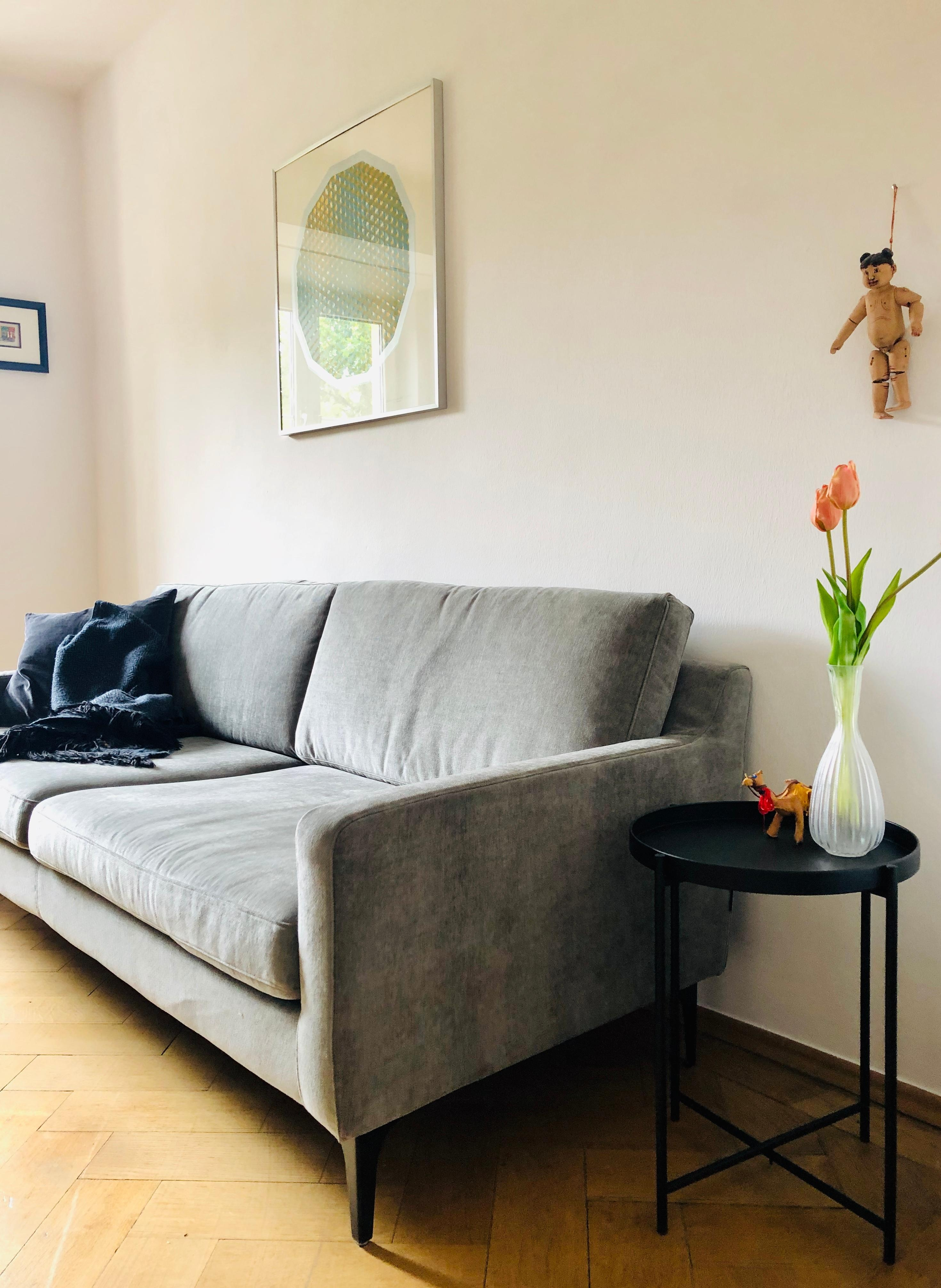 Neue Couch ...