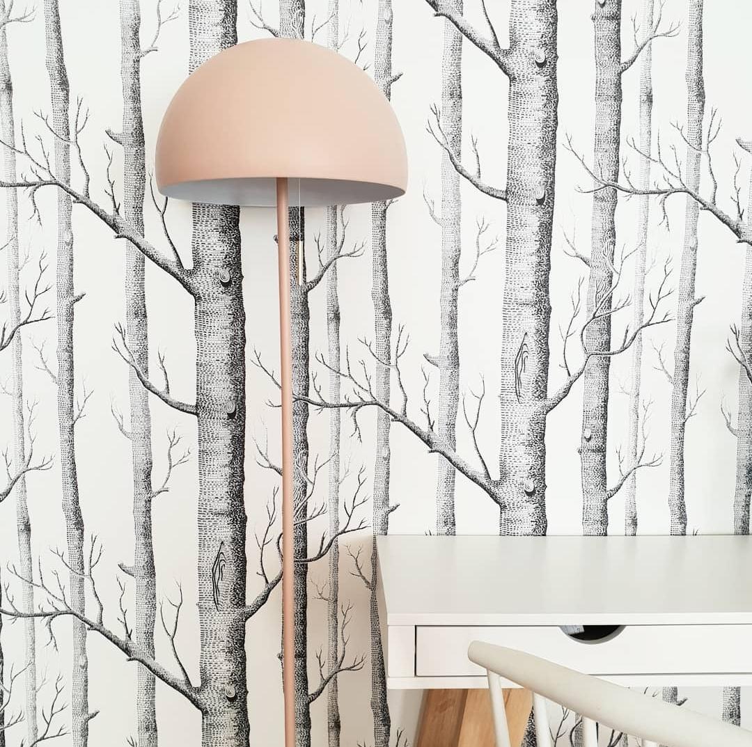 Neue Lampe Für Das #kimderzimmer Gefunden Bei #made 🖤 Passt Auch Ins  Wohnzimmer Oder