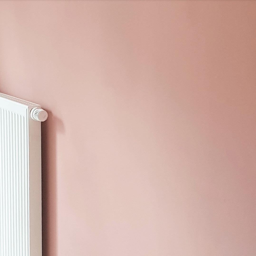 Neue Wandfarbe Im Neuen Schlafzimmer. Kann Es Kaum Erwarten Bis Alles  Fertig Ist. #
