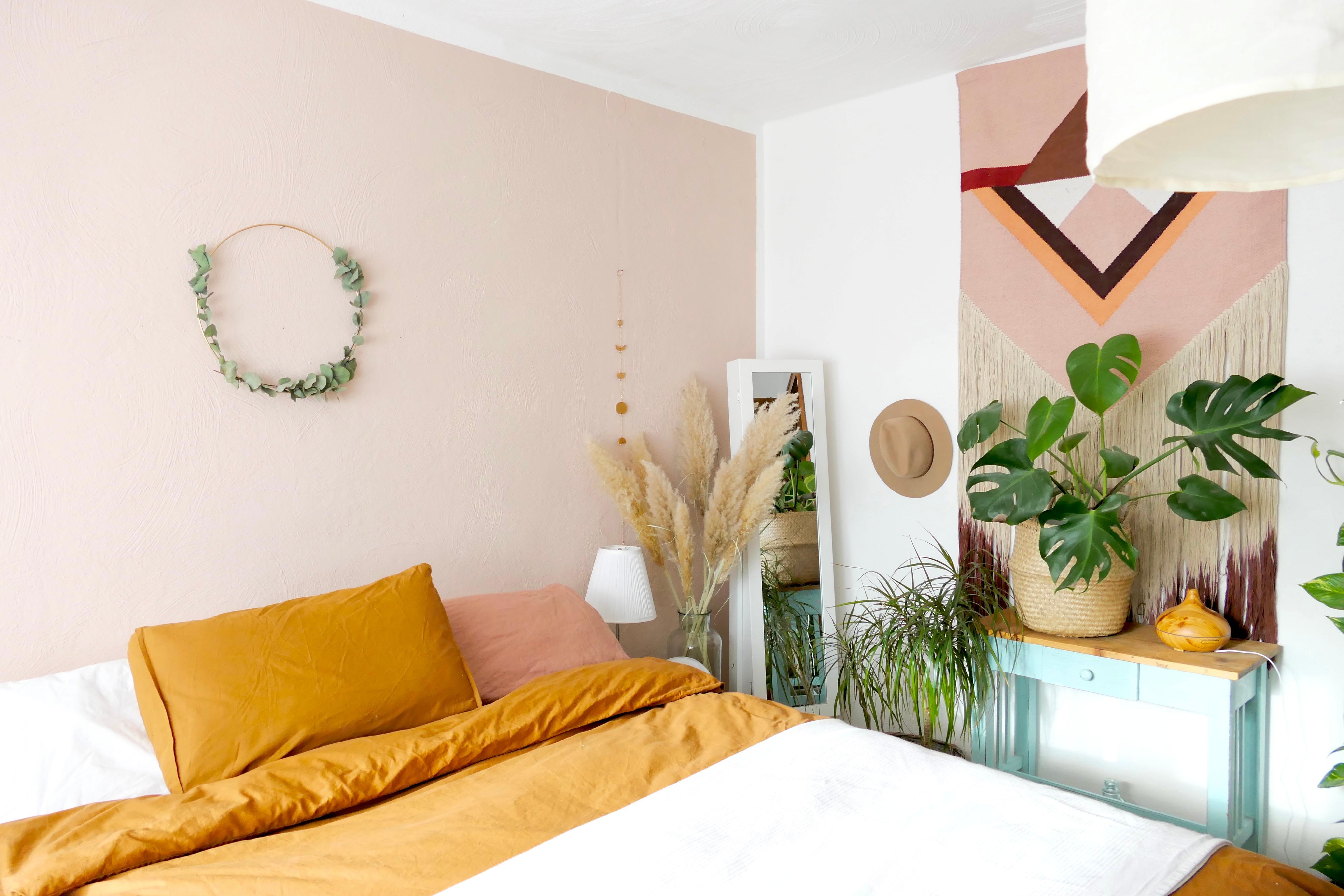 Neue Wandfarbe Im Schlafzimmer Schonerwohnen Hor