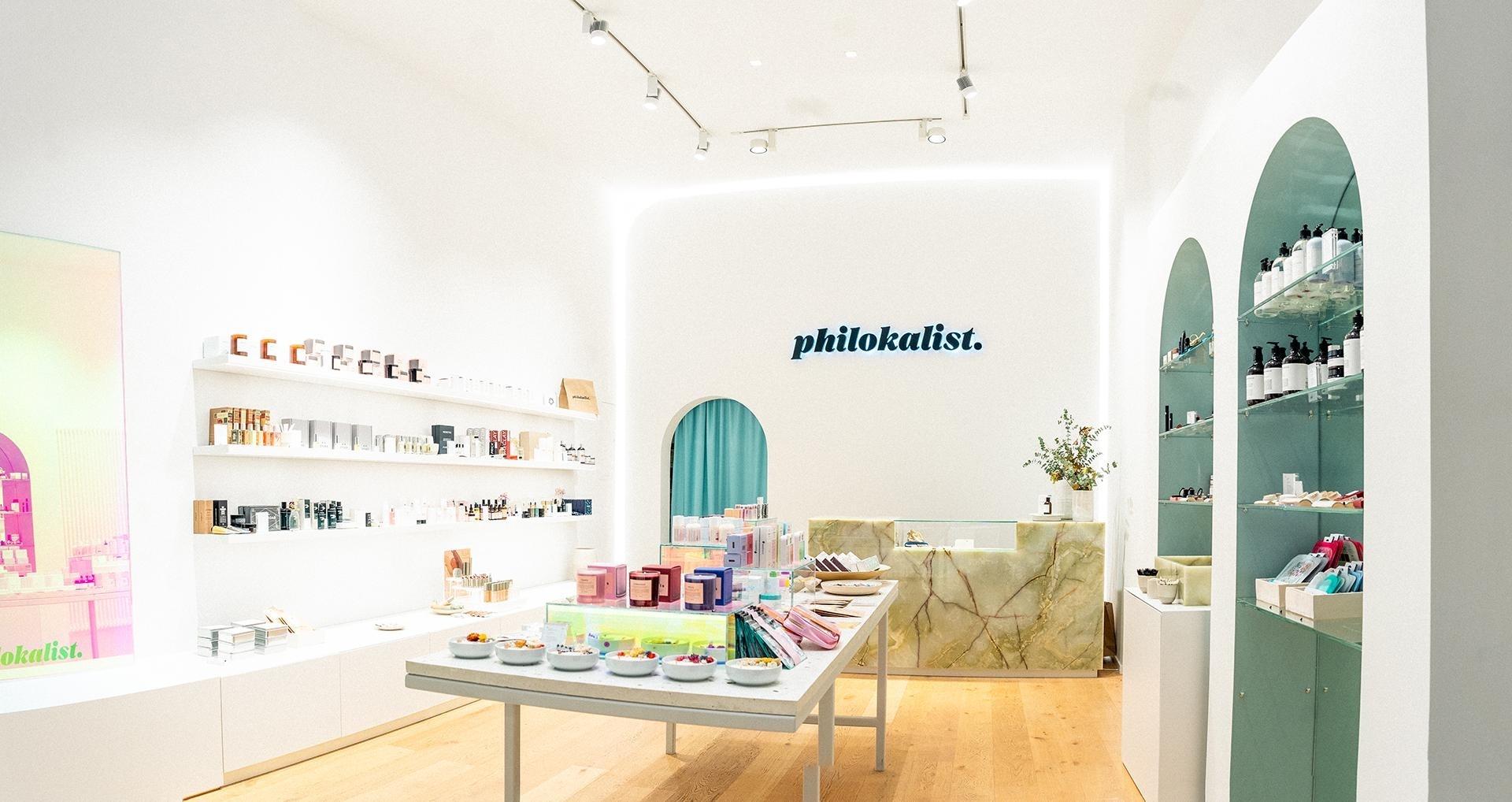 New in town: Den Beauty Concept Store Philokalist gibt's seit November 2019 in Frankfurt #beautylieblinge #COUCHCares