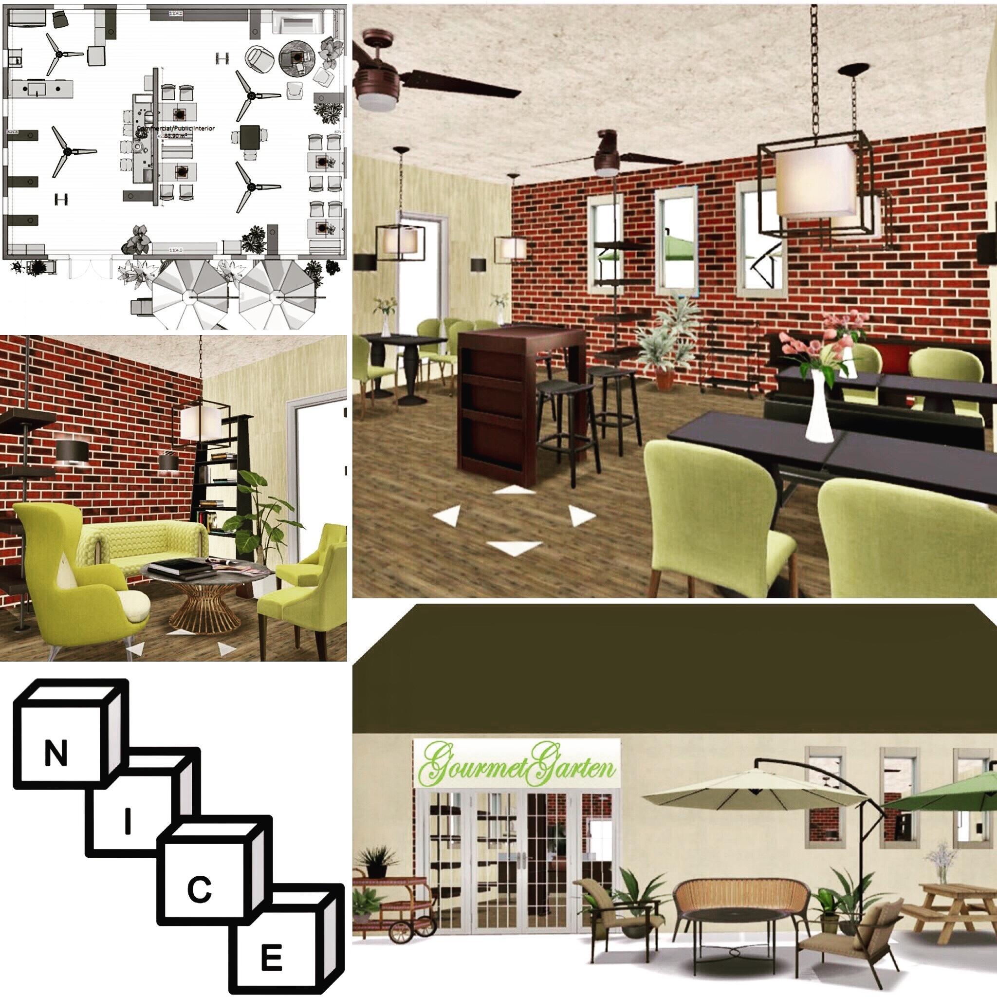 cafe bilder ideen couch