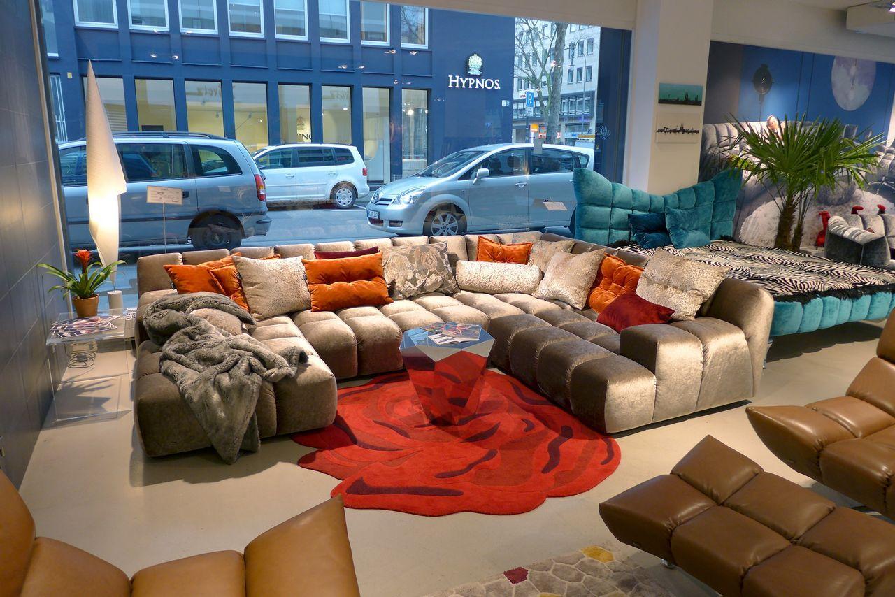 Ocean 7 Sofa Wohnlandschaft C Bretz Store Koln Couch
